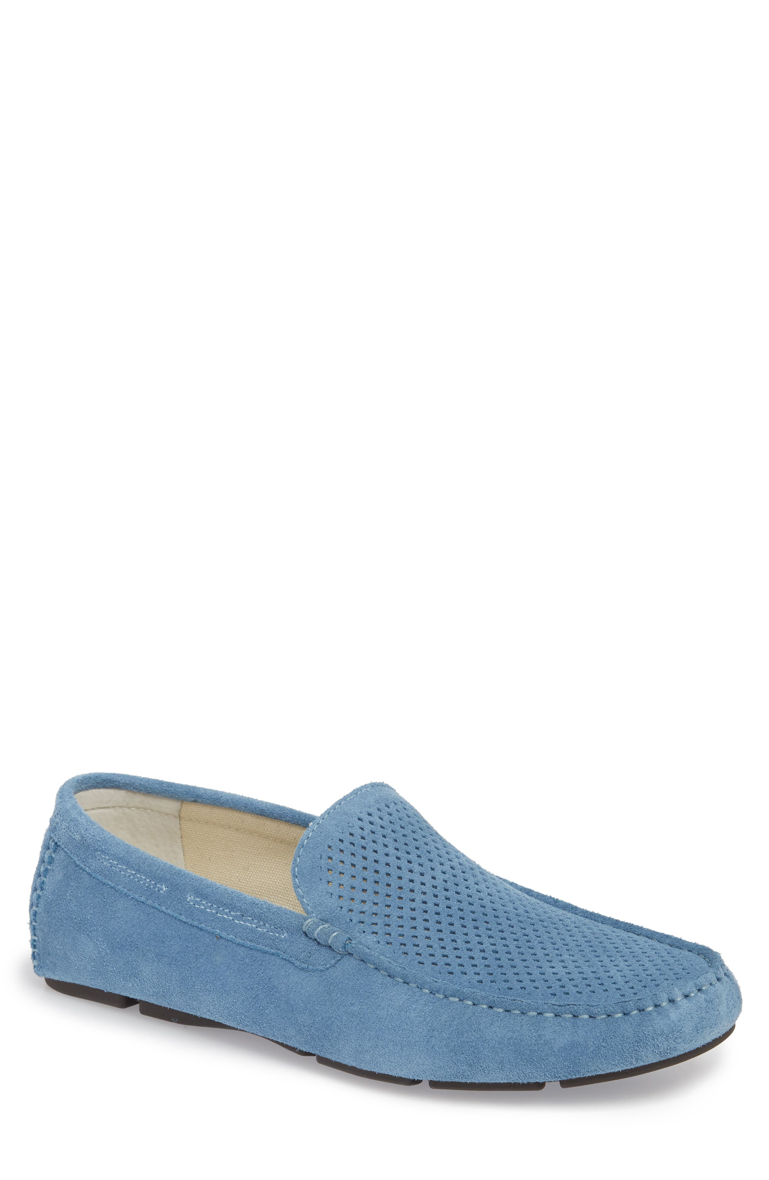 The Rail Scottsdale Perforated Driving Moccasin (Men)