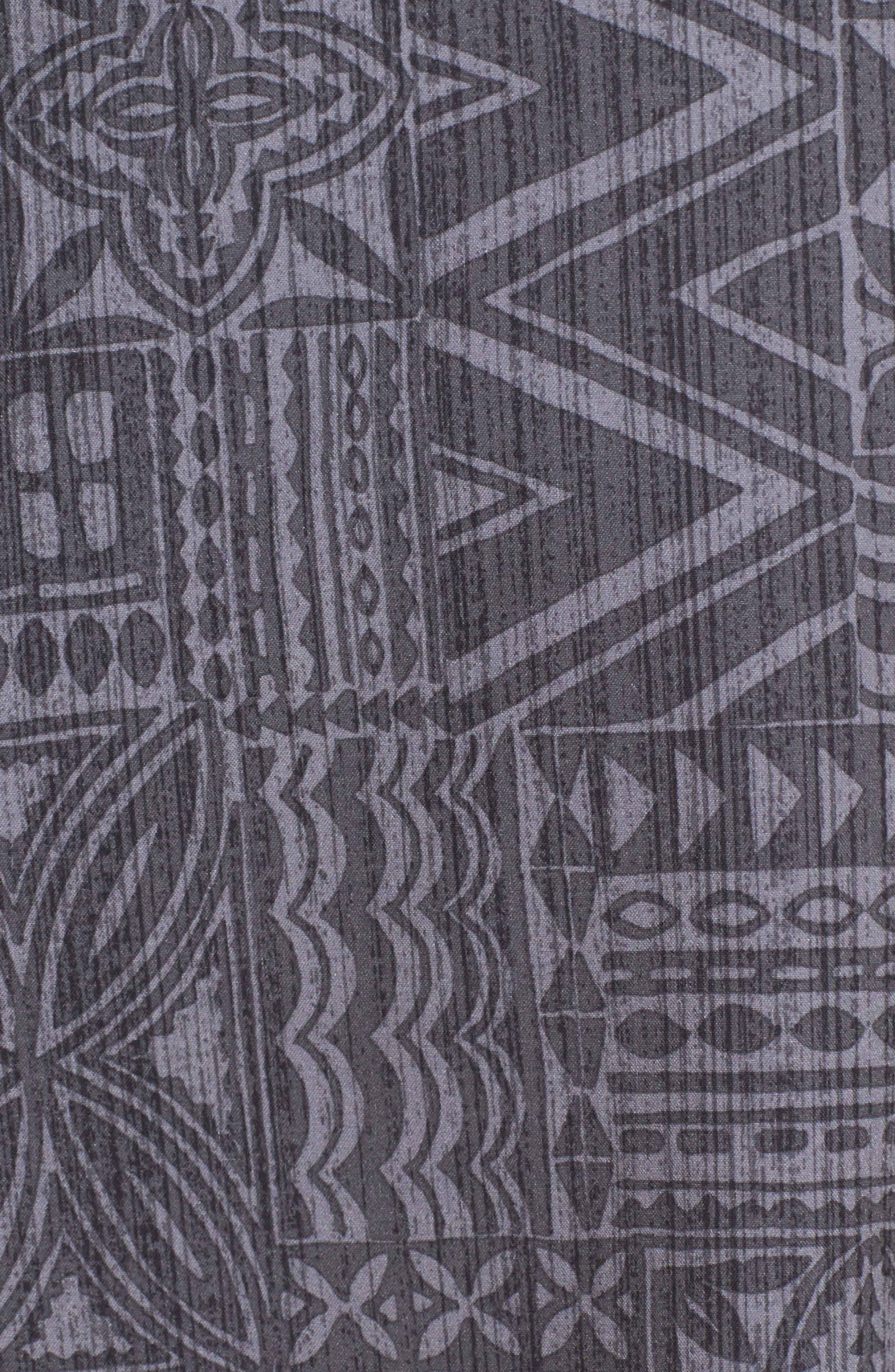 Diamond Head Board Shorts,                             Alternate thumbnail 5, color,                             Charcoal