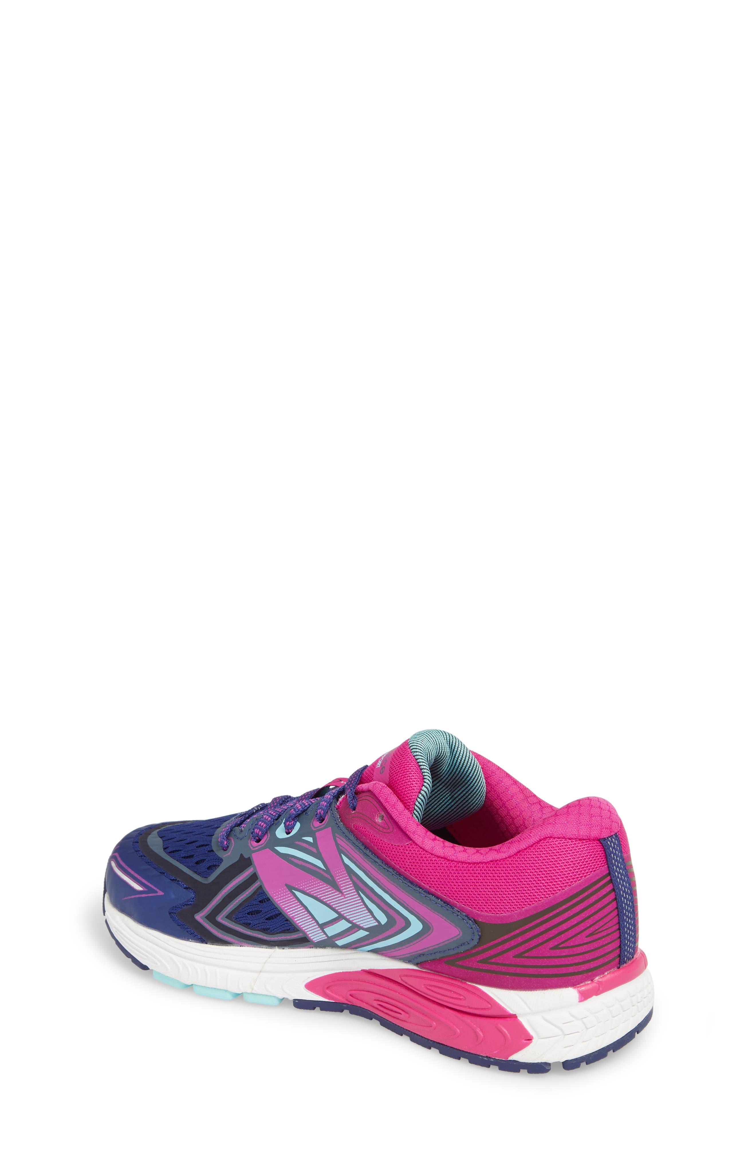 860v8 Sneaker,                             Alternate thumbnail 2, color,                             Navy