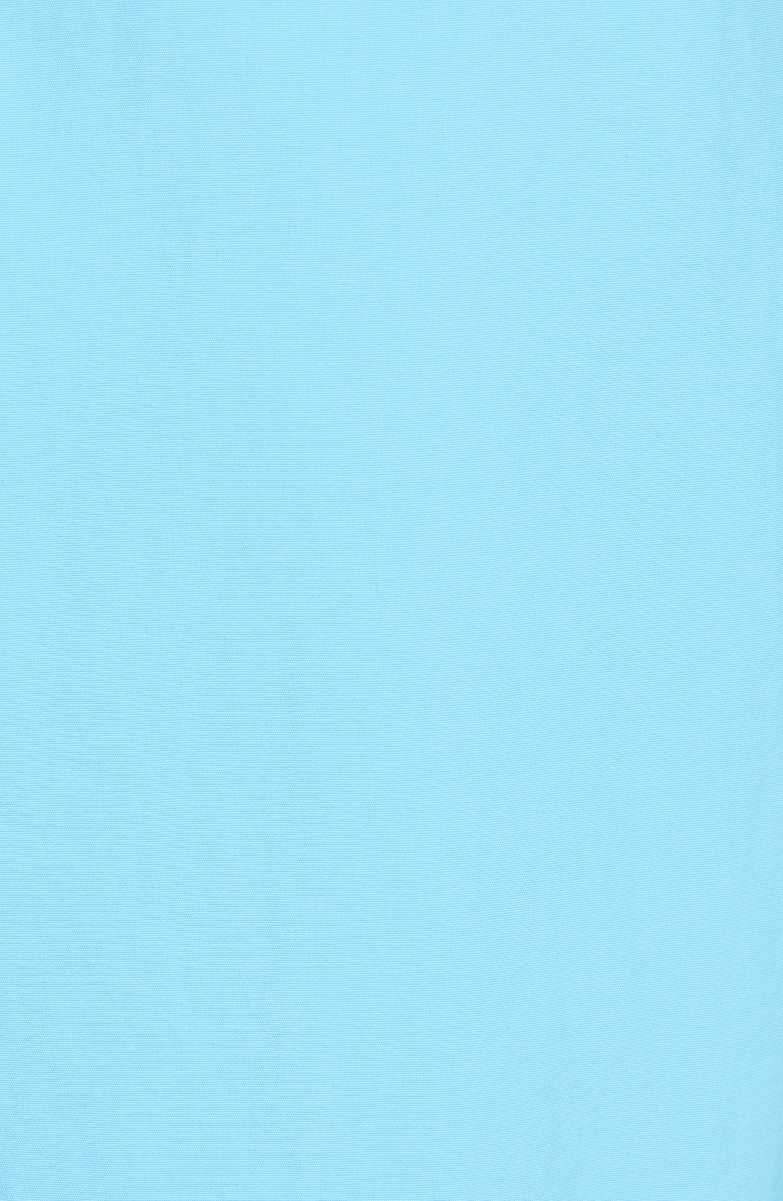 Naples Coast Swim Trunks,                             Alternate thumbnail 5, color,                             Breeze Blue