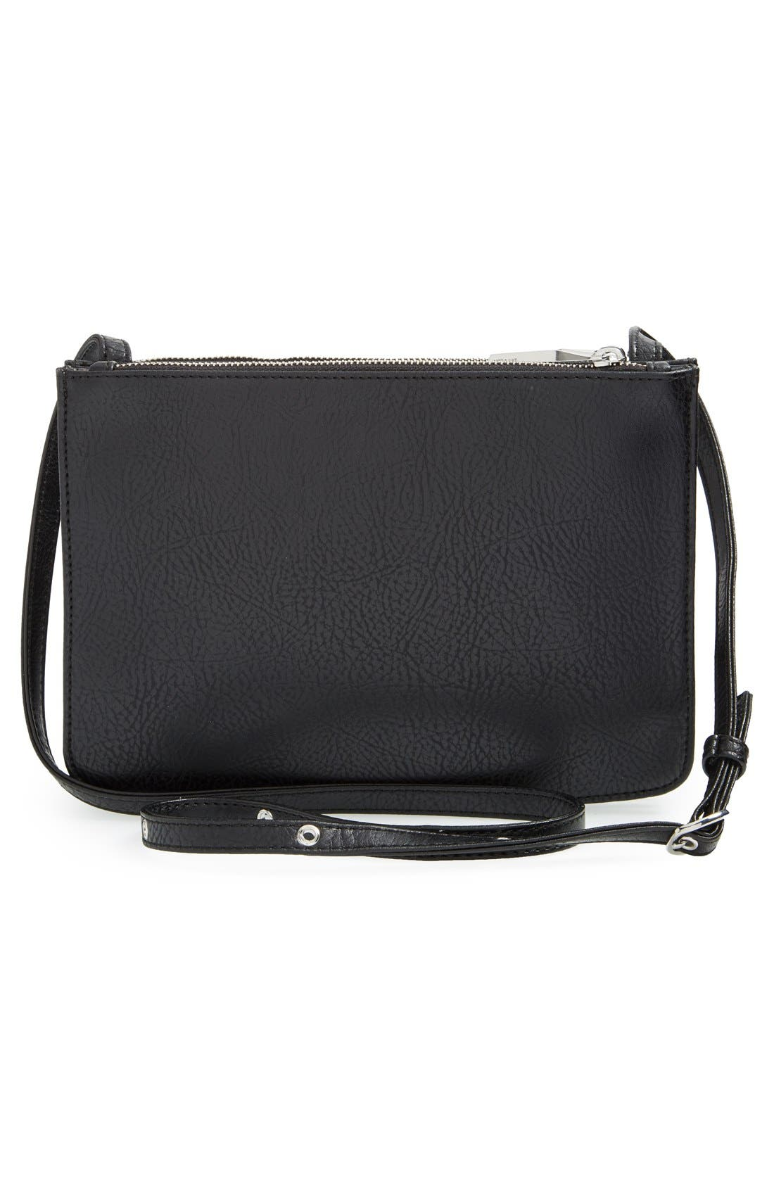 Alternate Image 3  - Matt & Nat 'Gil' Vegan Leather Crossbody Bag