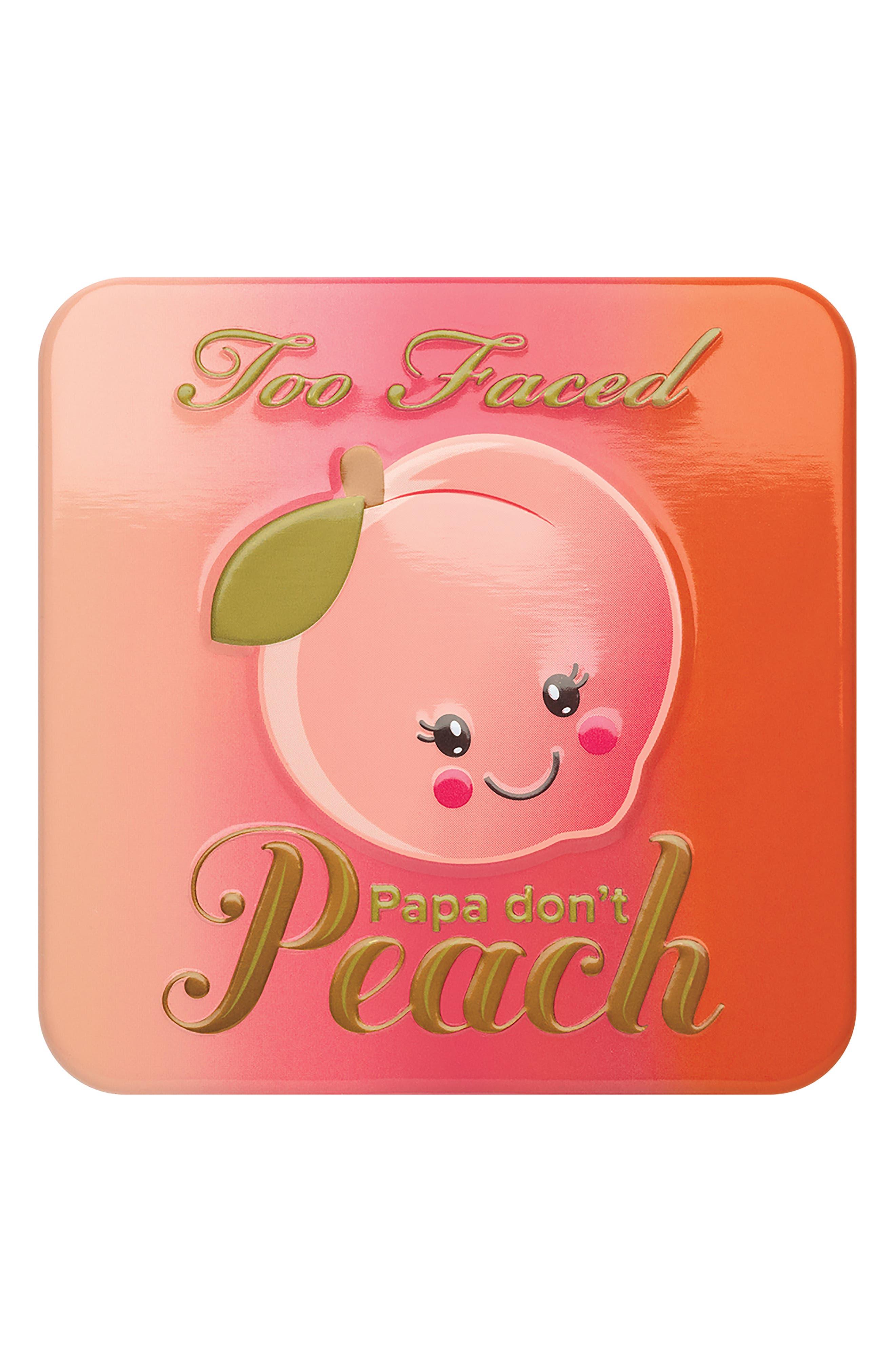 Papa Don't Peach Blush,                             Alternate thumbnail 3, color,                             Peach