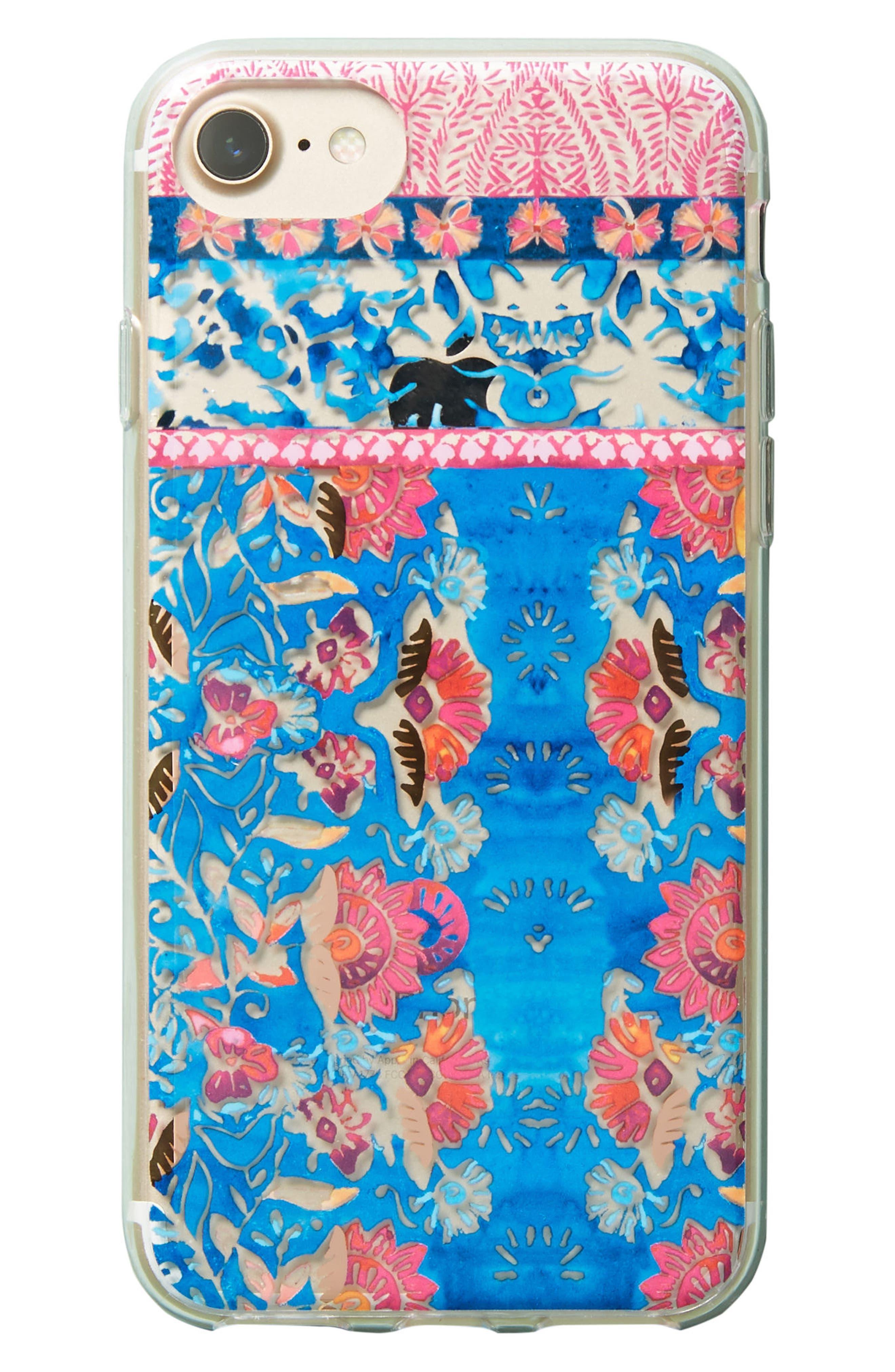 Sandia iPhone 6/6s/7/8 Case,                             Alternate thumbnail 4, color,                             Pink
