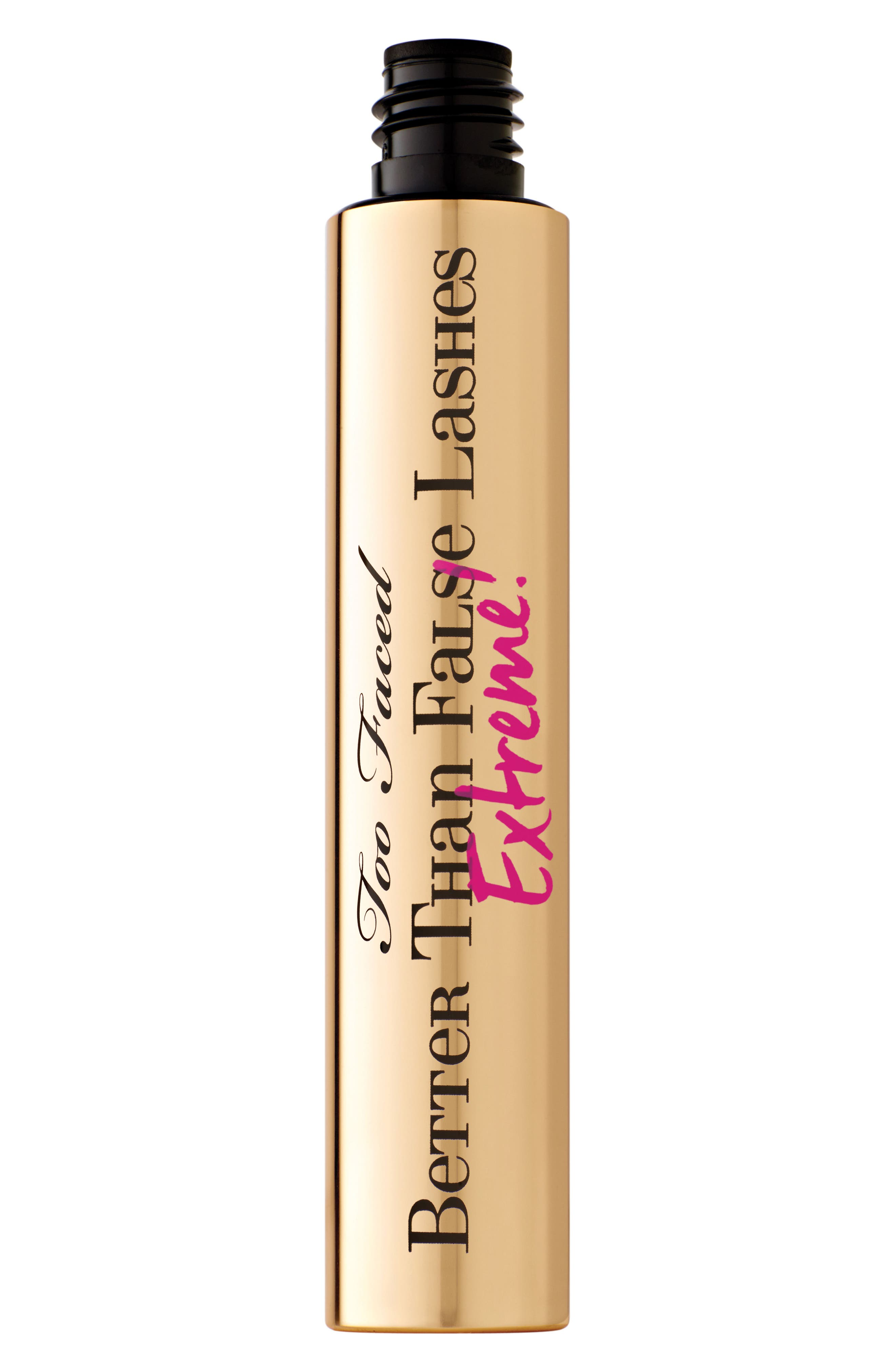Better Than False Lashes Extreme! Lash Extension Kit,                             Alternate thumbnail 4, color,                             Black