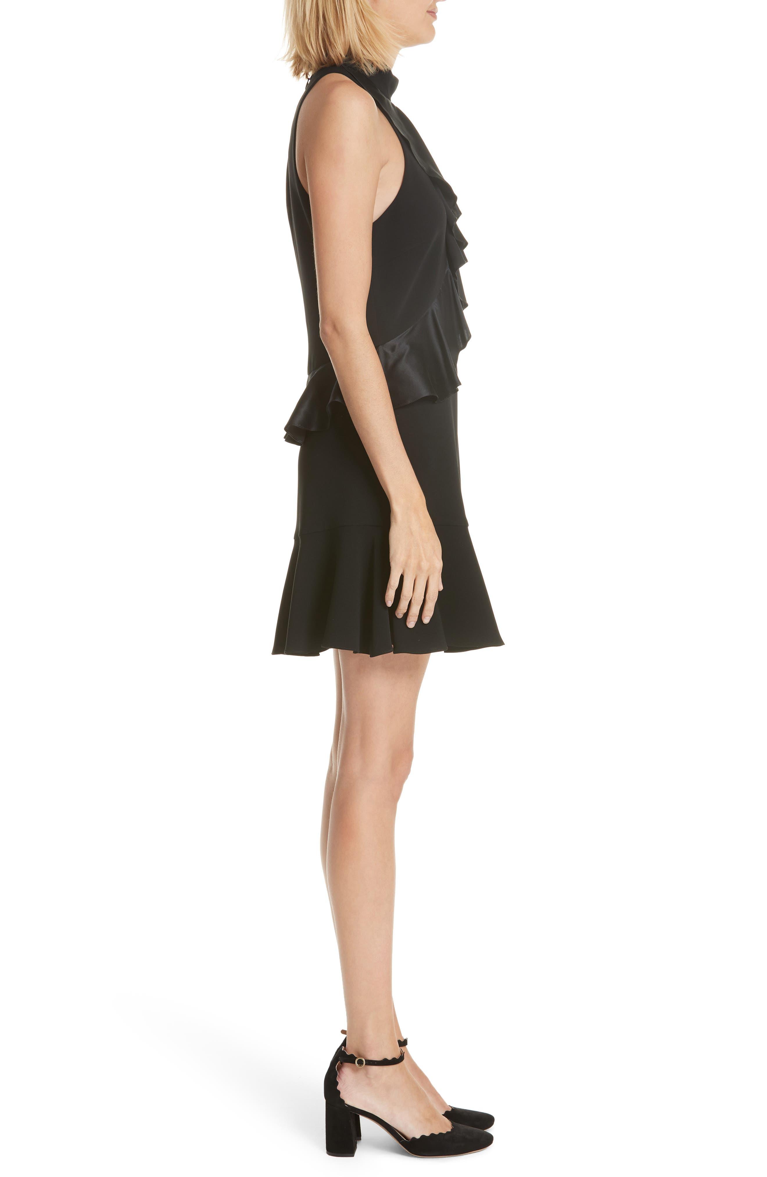 Alternate Image 3  - Cinq à Sept Maxie Ruffle Dress