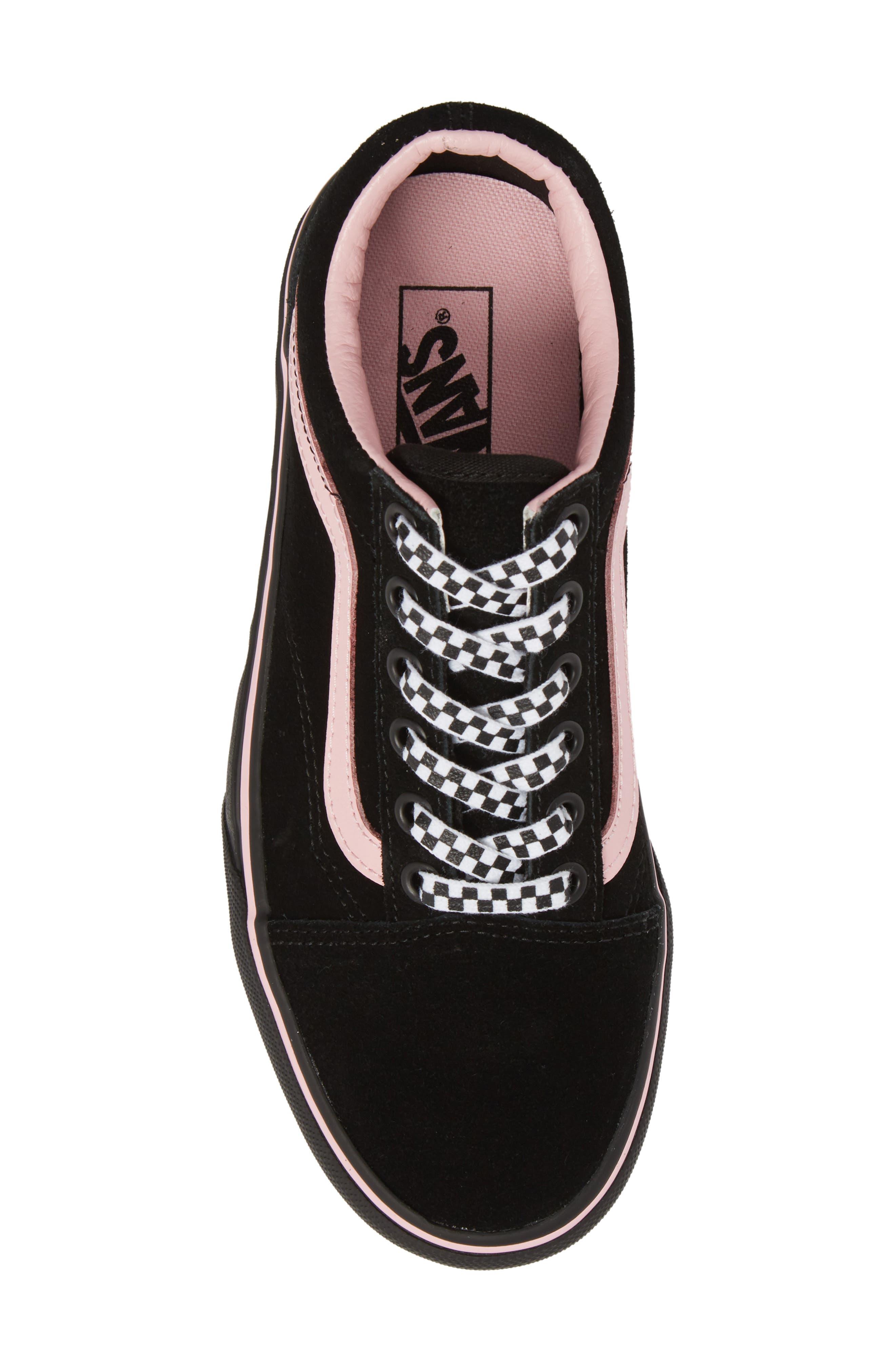 Alternate Image 5  - Vans Old Skool Platform Sneaker (Women)