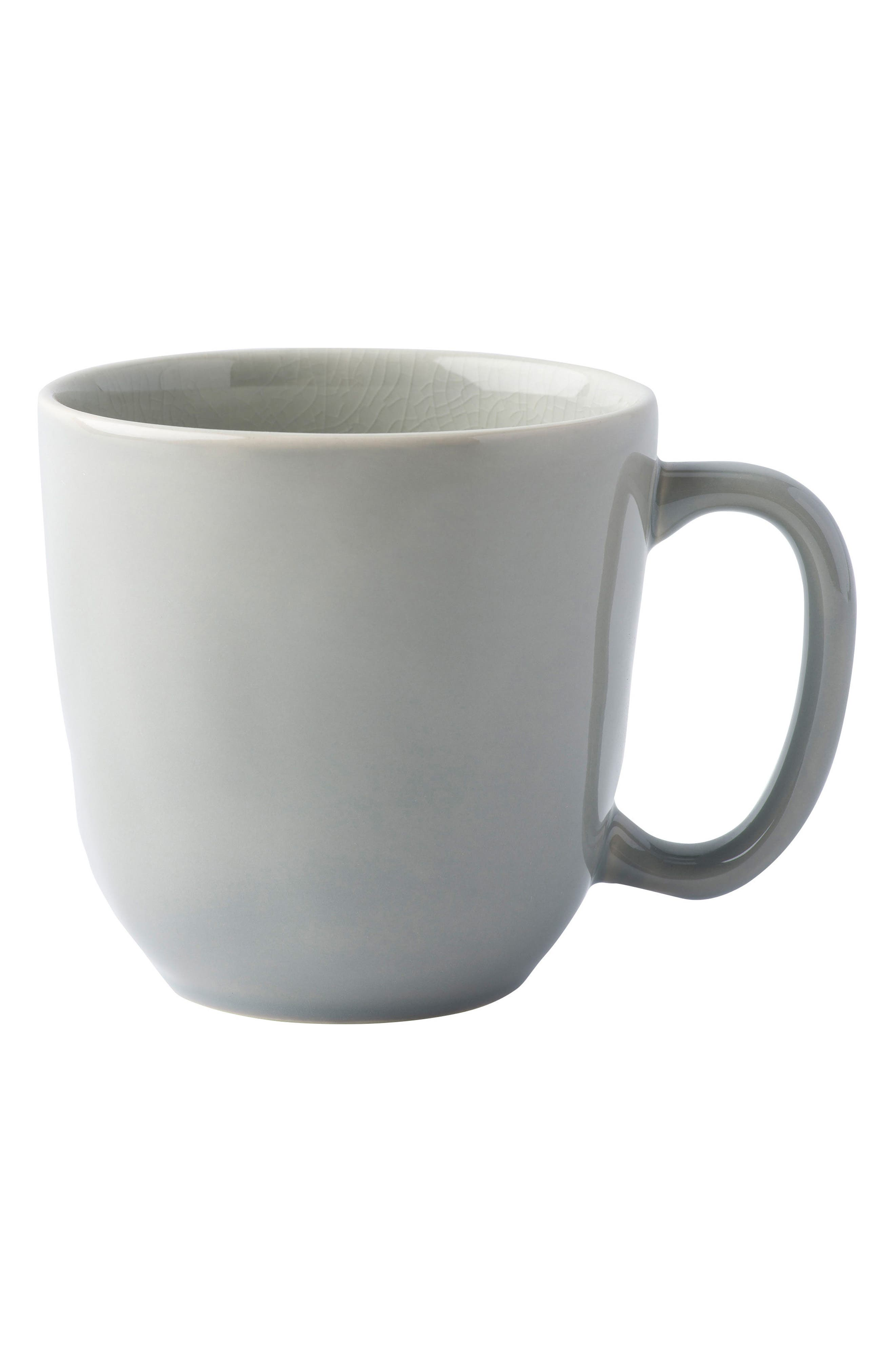 Puro Coffee Cup,                             Main thumbnail 1, color,                             Mist Grey Crackle