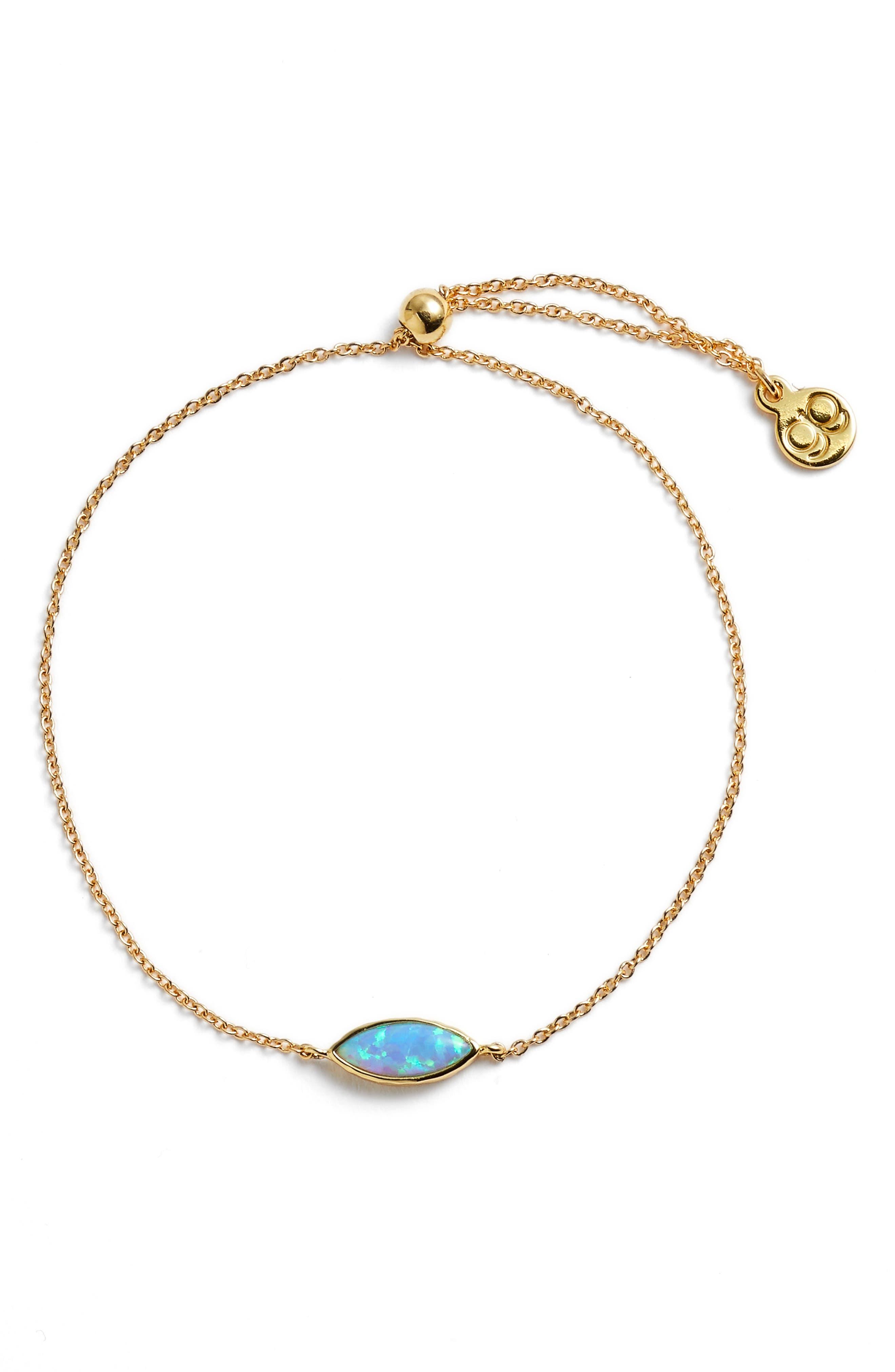 gorjana Rumi Opalite Adjustable Bracelet