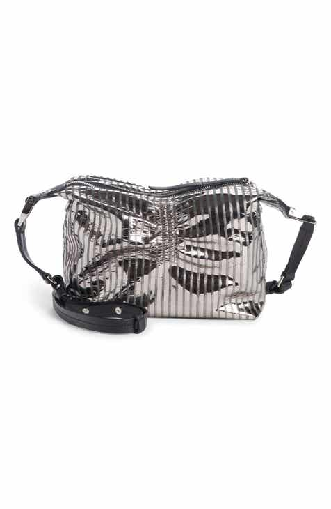 Isabel Marant Pleated Metallic Leather Crossbody Bag.  1,020.00. Crossbody  Bags b2dc472c35