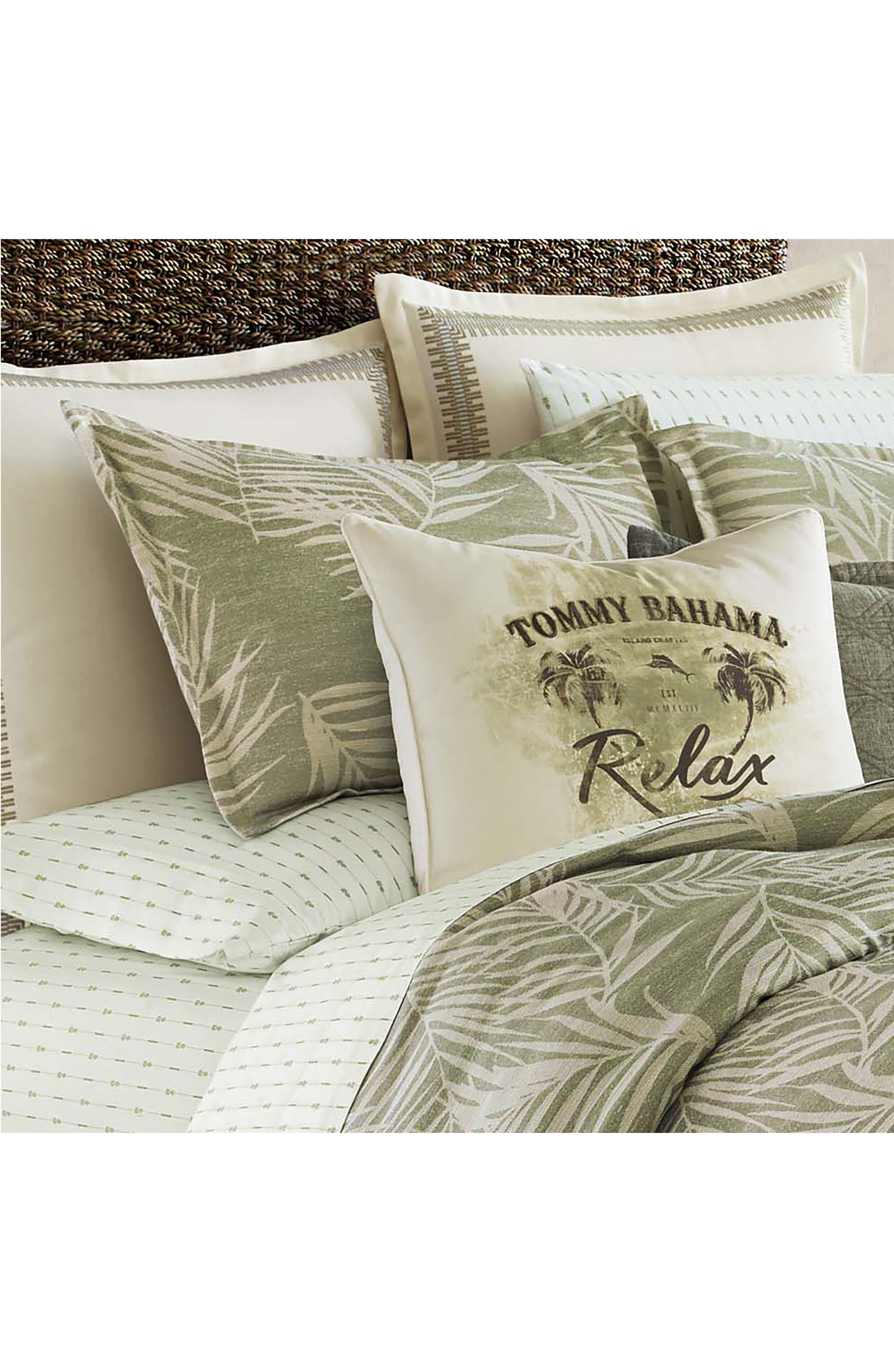 Palms Away Relax Accent Pillow,                             Alternate thumbnail 2, color,