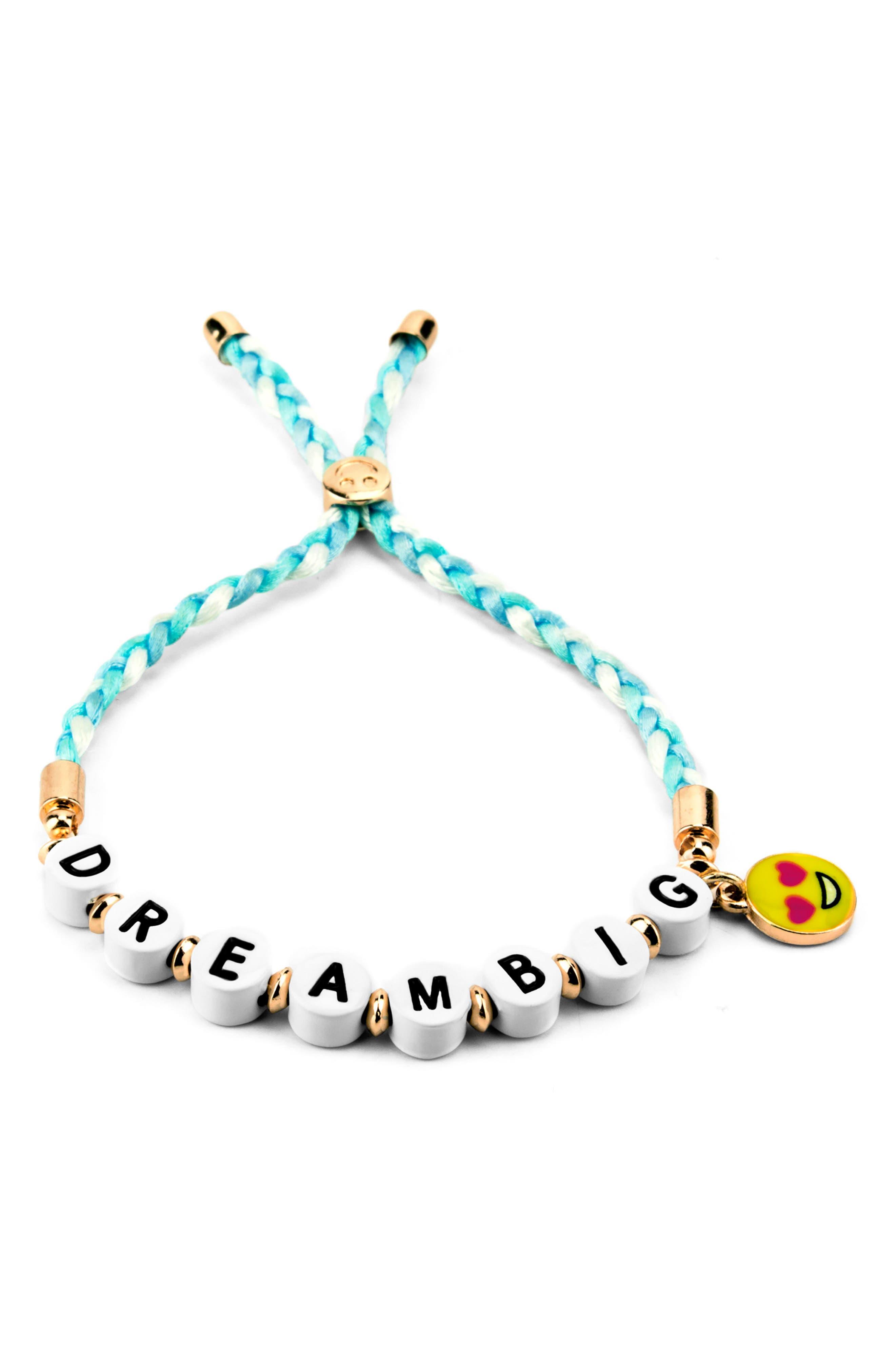 CHARM IT!<sup>®</sup> Dream Big Emoji Bracelet,                         Main,                         color, Multi