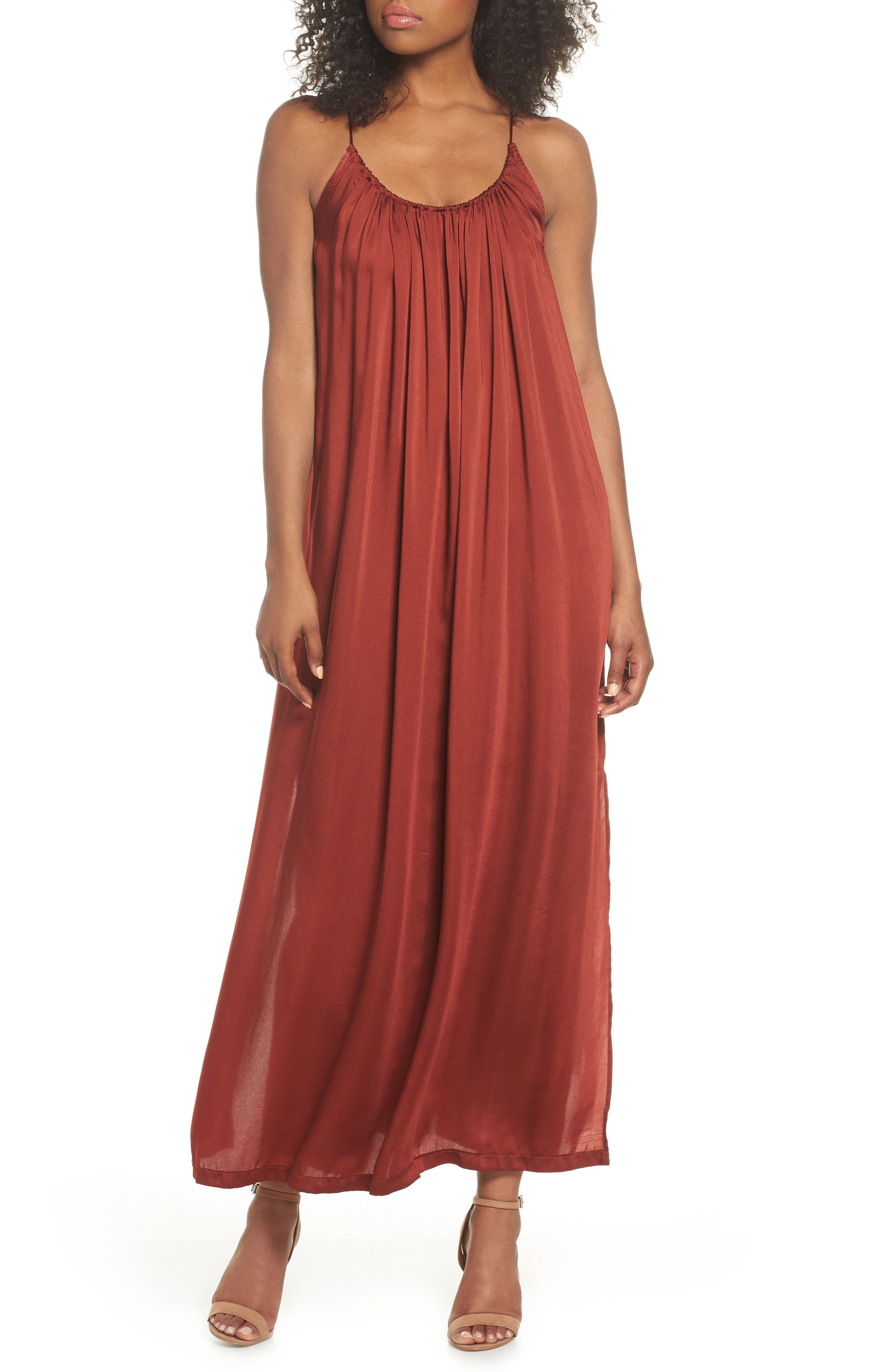 KNOT SISTERS YVONNE MAXI DRESS