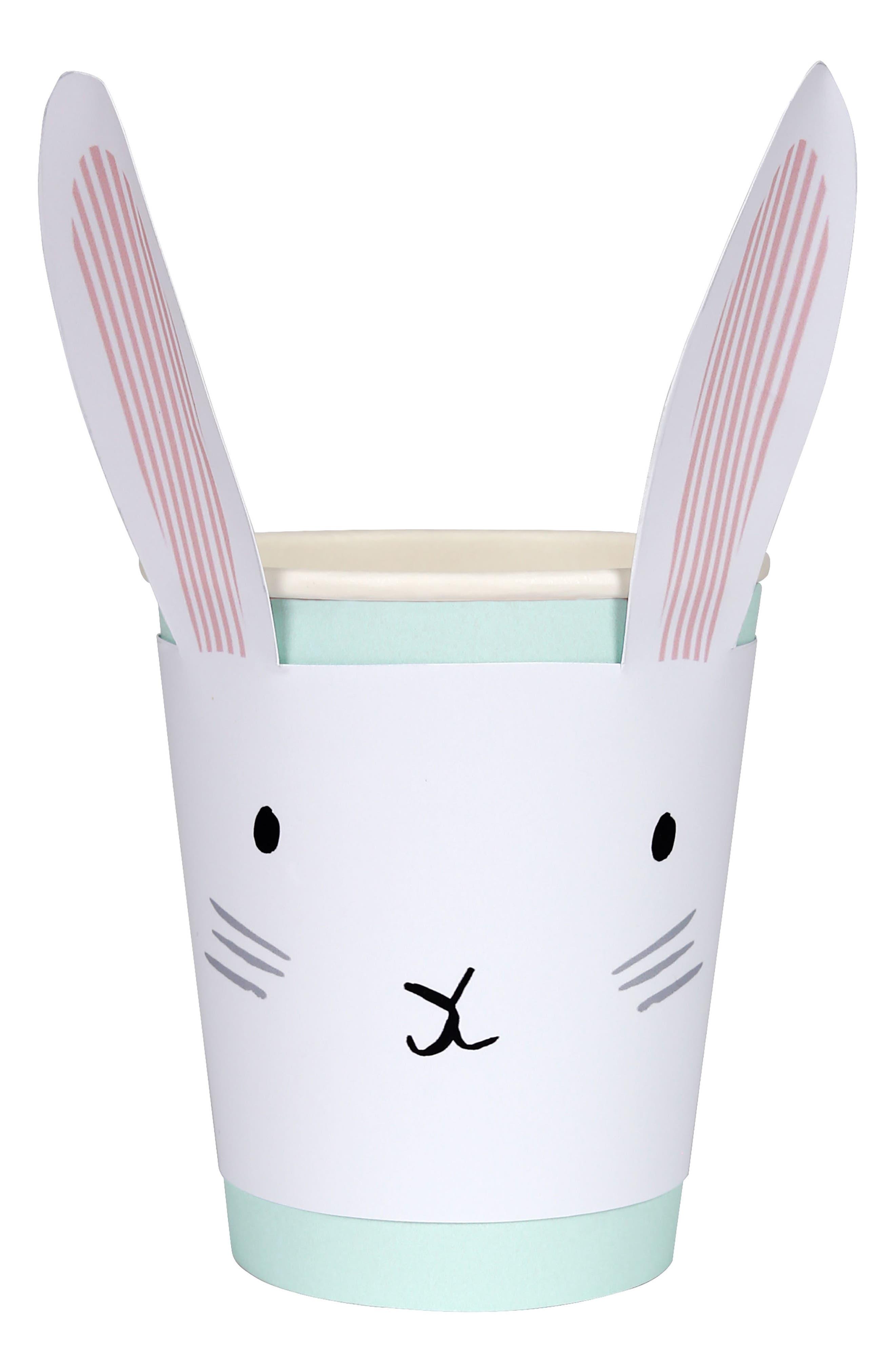 Bunny Party Bundle,                             Alternate thumbnail 3, color,                             Blue Ivory