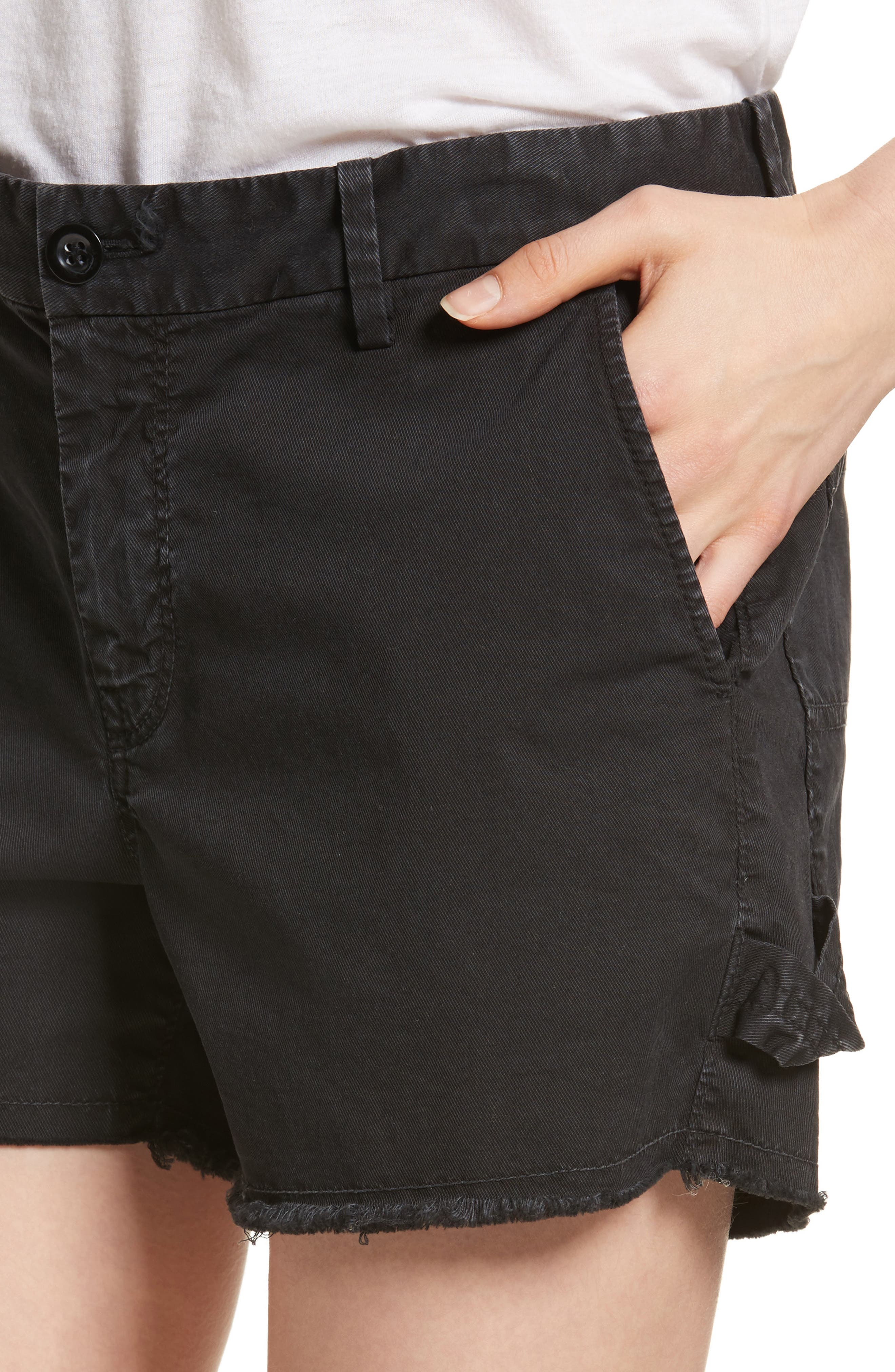 Carpenter Shorts,                             Alternate thumbnail 4, color,                             Carbon