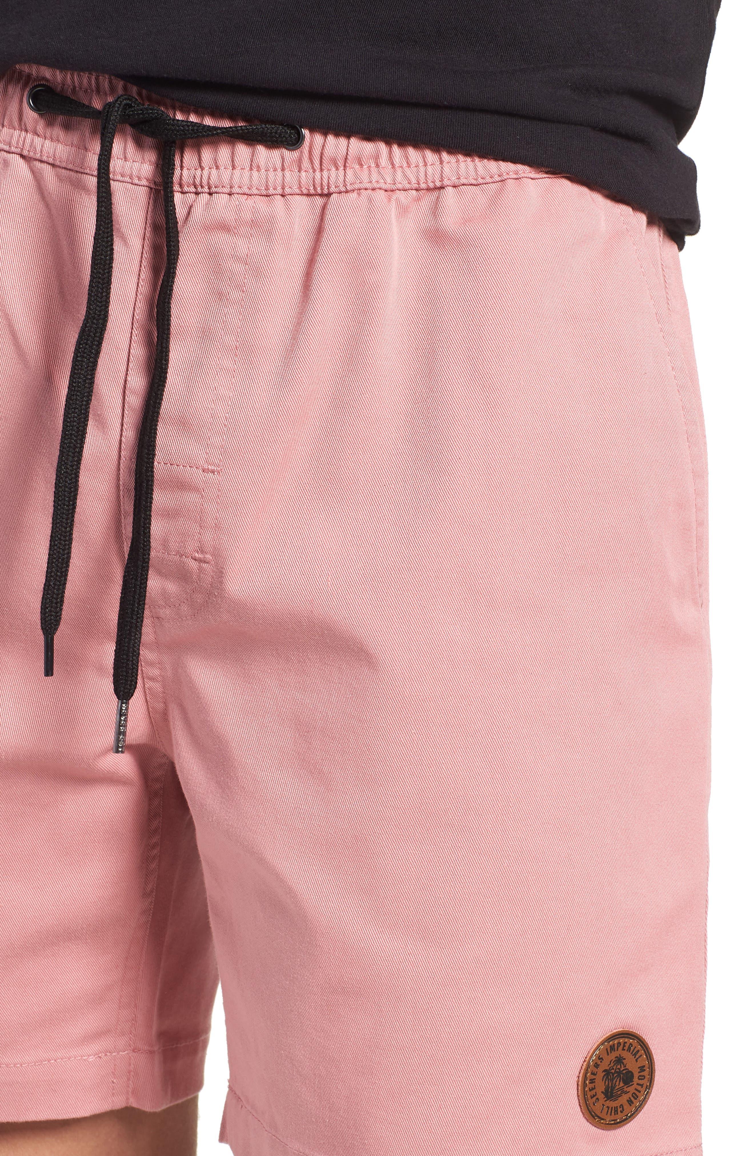 Seeker Shorts,                             Alternate thumbnail 4, color,                             Light Pink