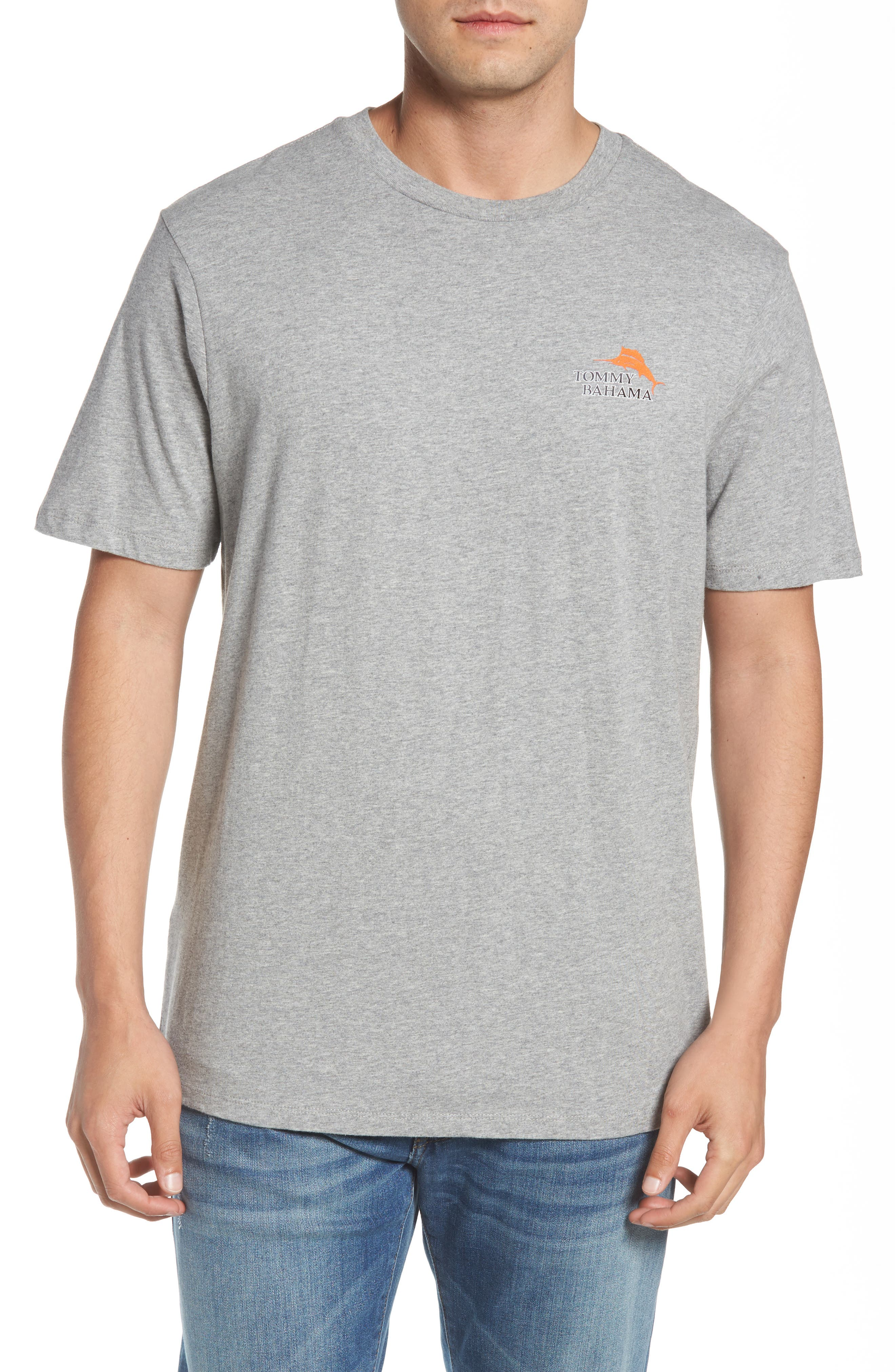 Head Count T-Shirt,                         Main,                         color, Grey Heather