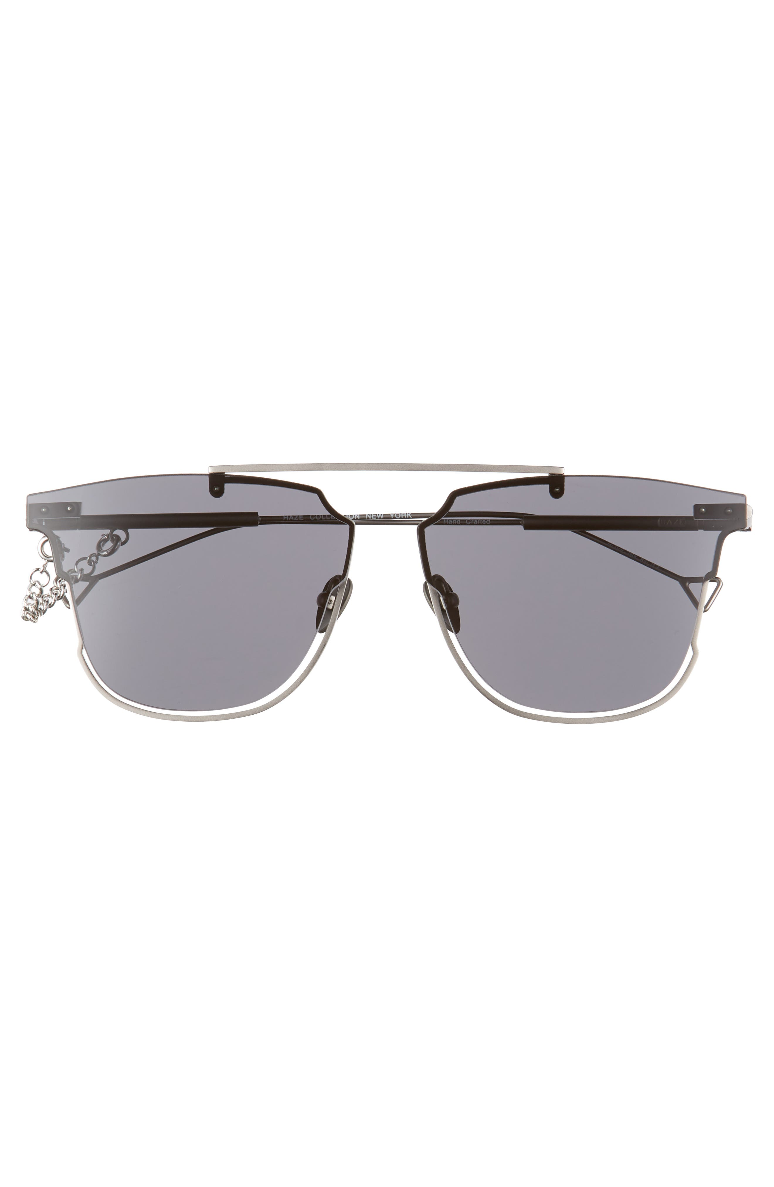 Hove 65mm Sunglasses,                             Alternate thumbnail 3, color,                             Smoke