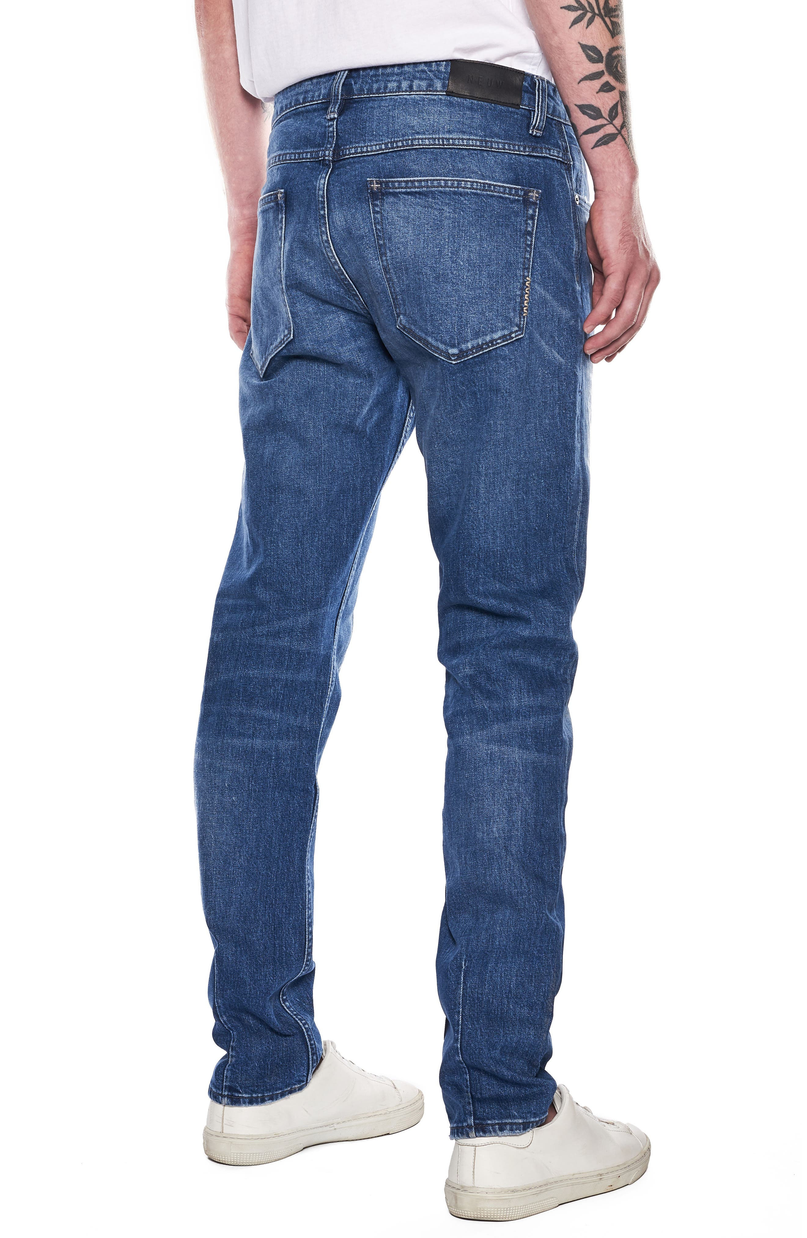 Lou Slim Fit Jeans,                             Alternate thumbnail 2, color,                             Club