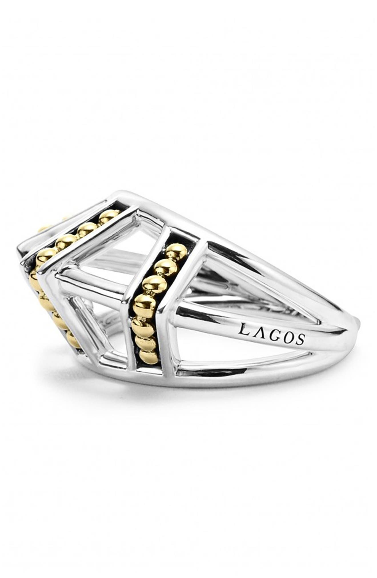 Alternate Image 2  - LAGOS 'KSL' Pyramid Ring