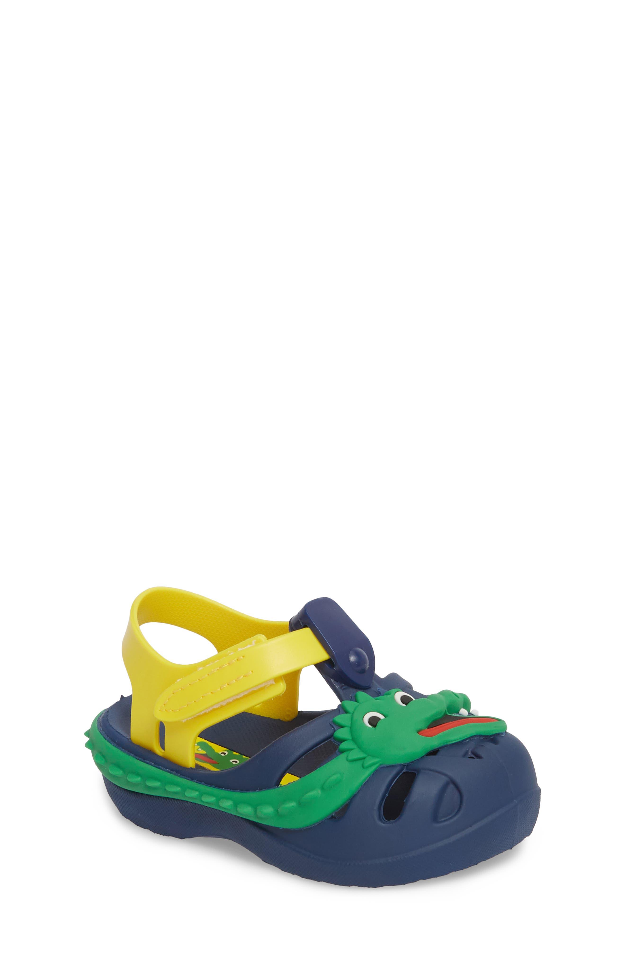 Ipanema Summer Baby Waterproof Sandal (Walker & Toddler)