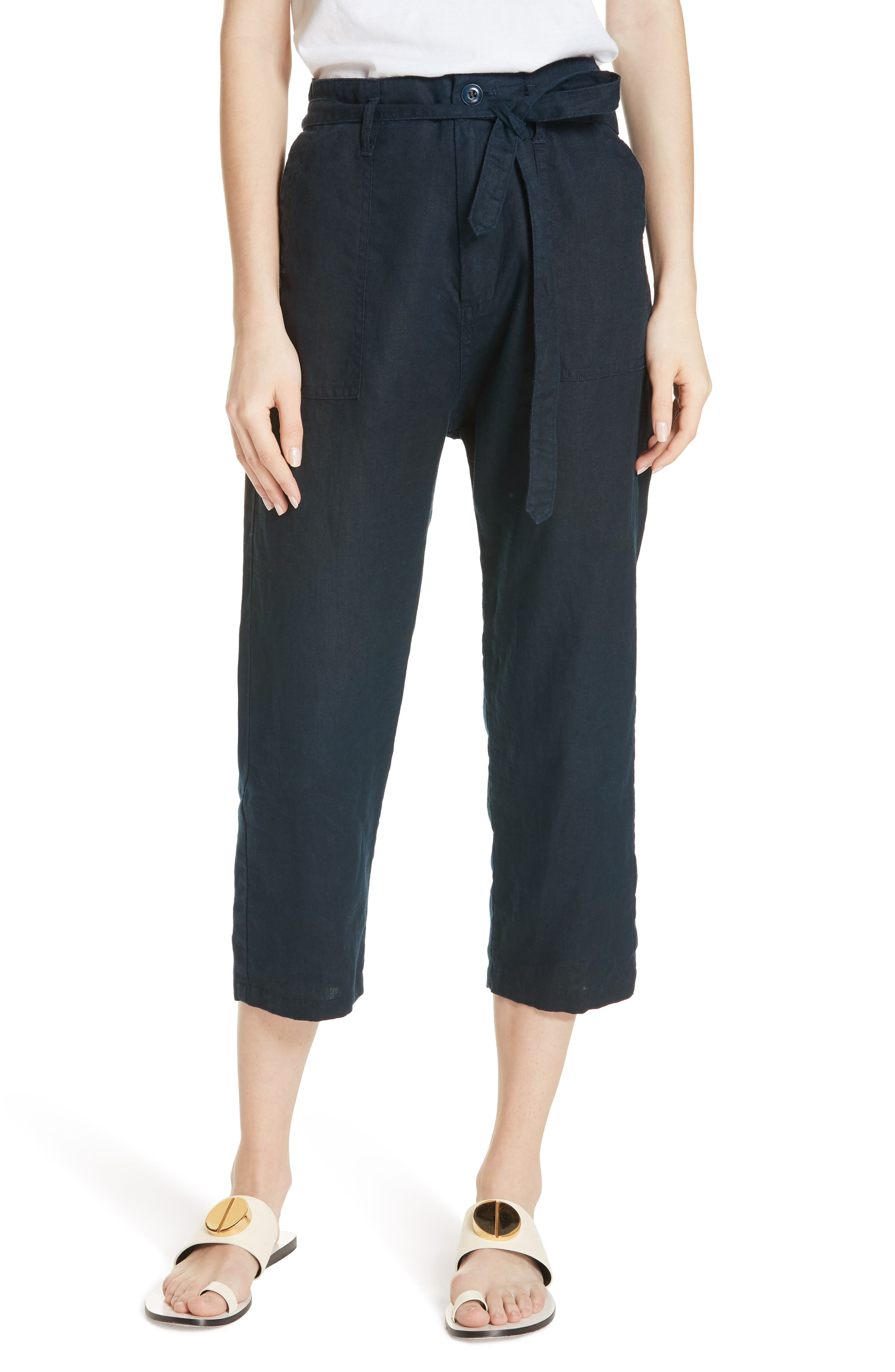 The Convertible Trousers,                         Main,                         color, Navy