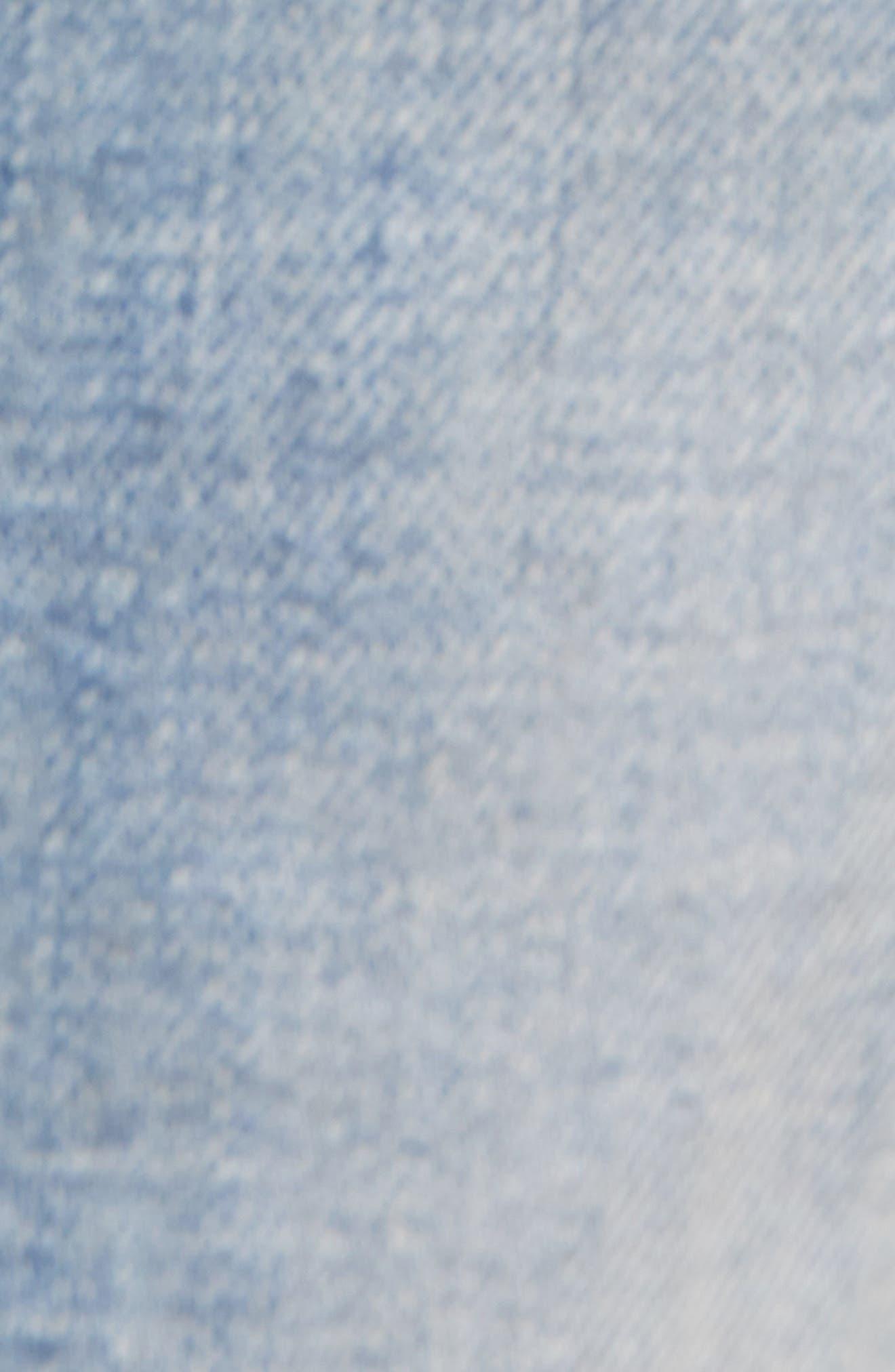 Sartor Slouchy Skinny Fit Jeans,                             Alternate thumbnail 5, color,                             Los Feliz