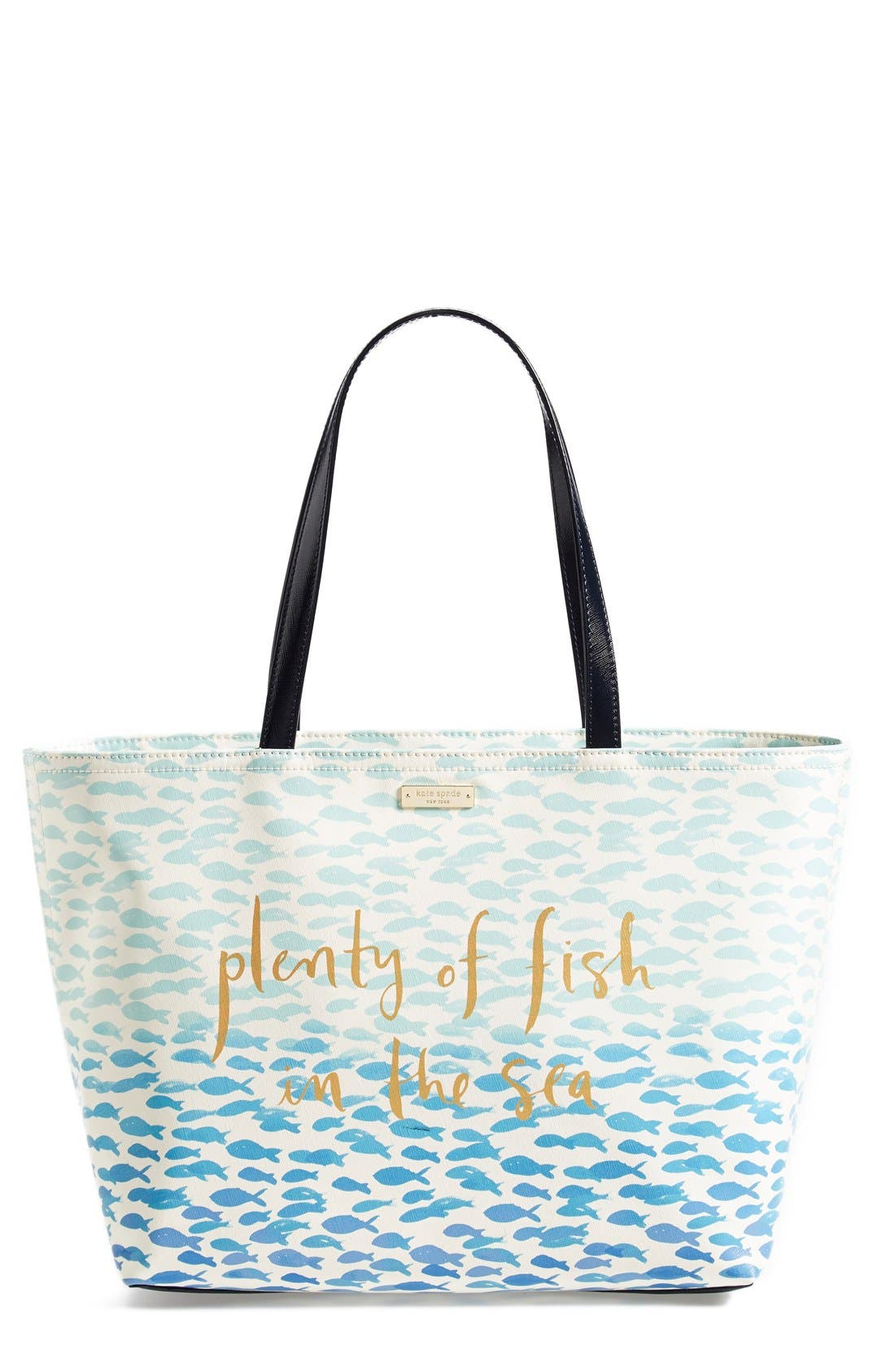 Main Image - kate spade new york 'splash out - francis' tote (Nordstrom Exclusive)