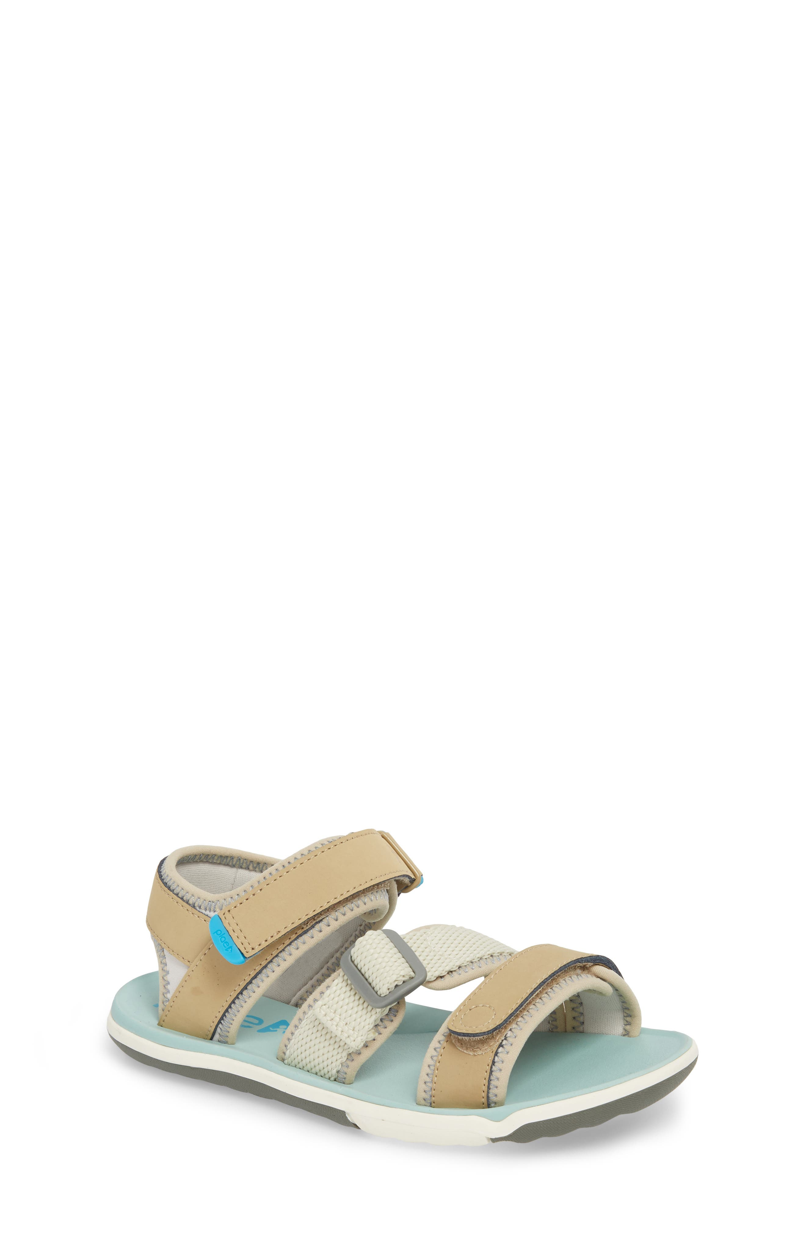 PLAE Wes Customizable Sandal (Toddler & Little Kid)