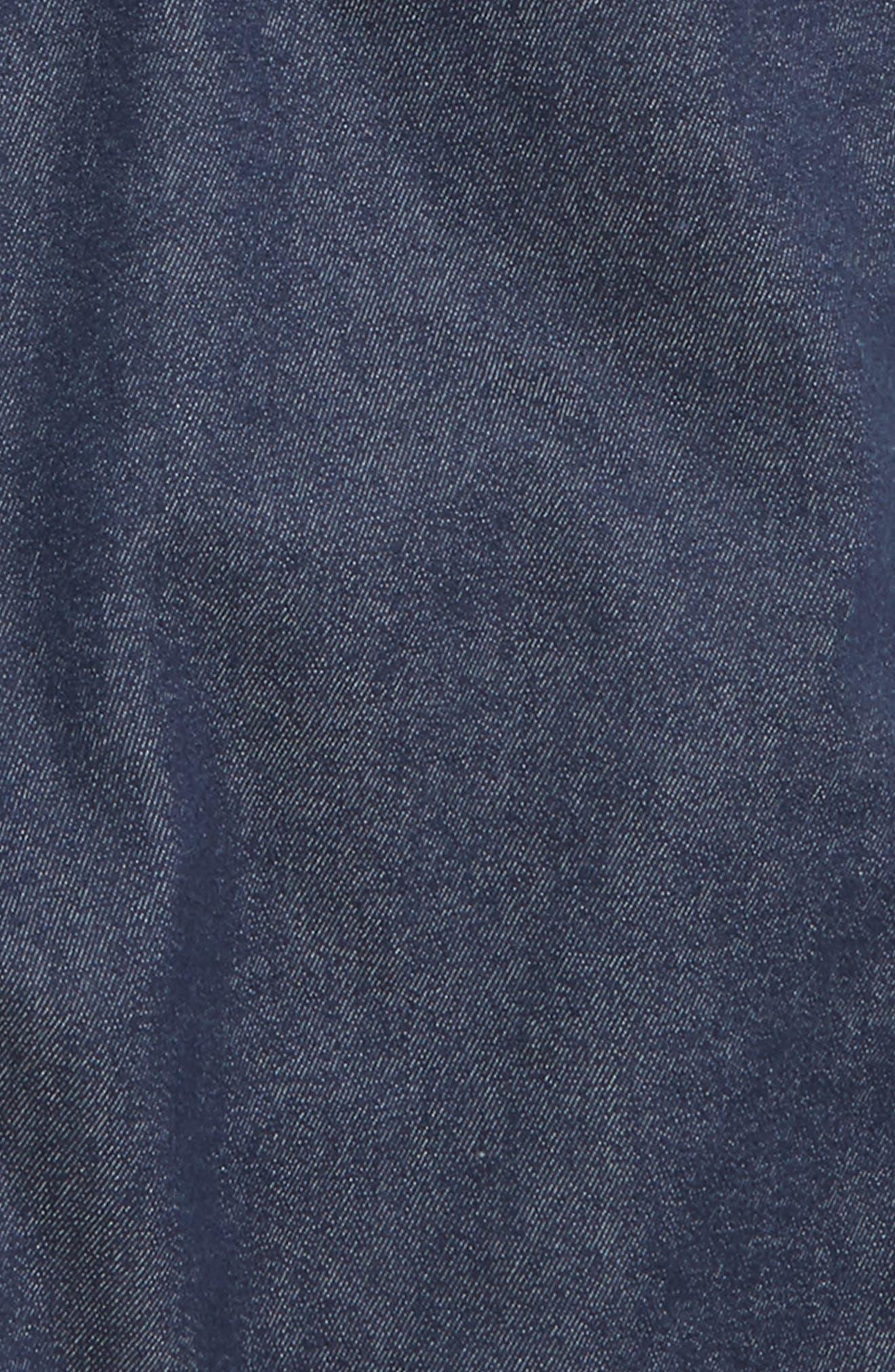 Twill Shorts,                             Alternate thumbnail 3, color,                             Navy Indigo