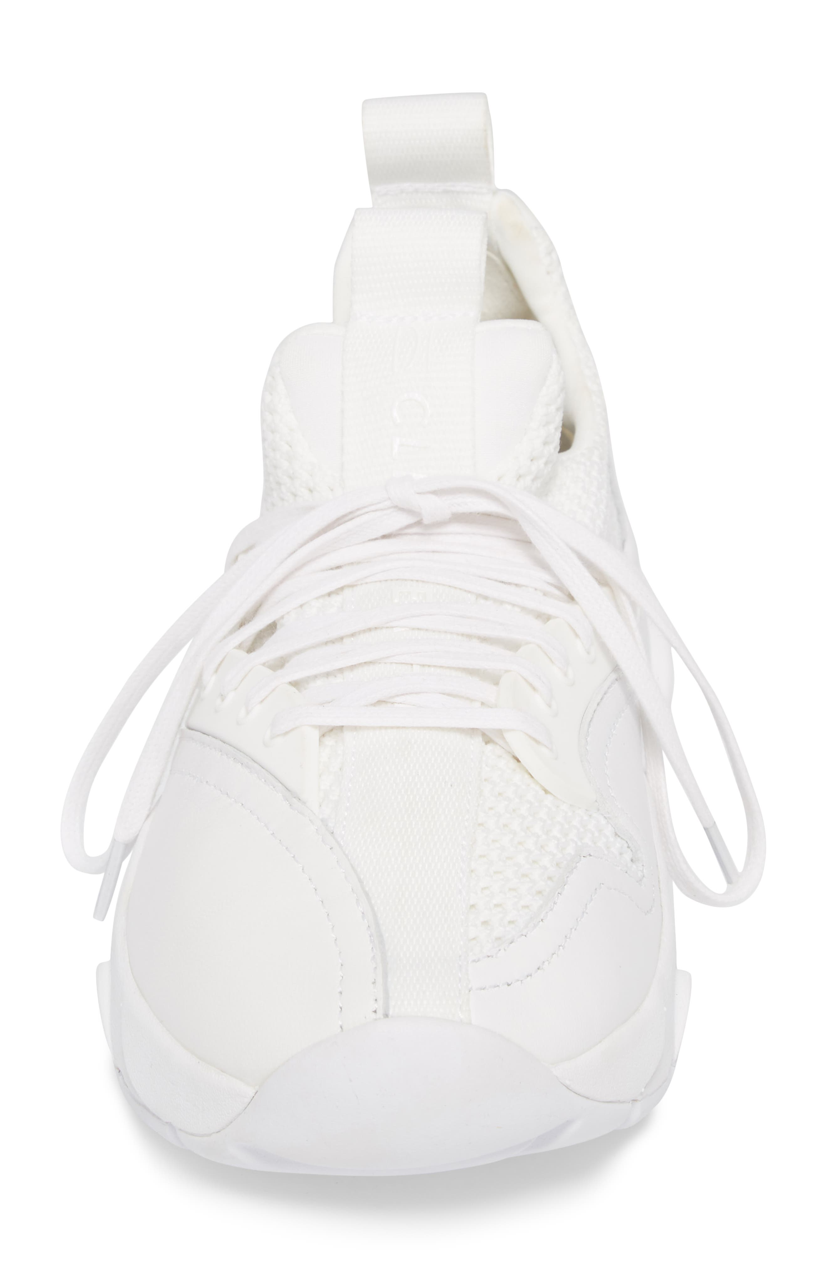 Clear Weather The Cloud Stryke Sneaker,                             Alternate thumbnail 4, color,                             White Hawk