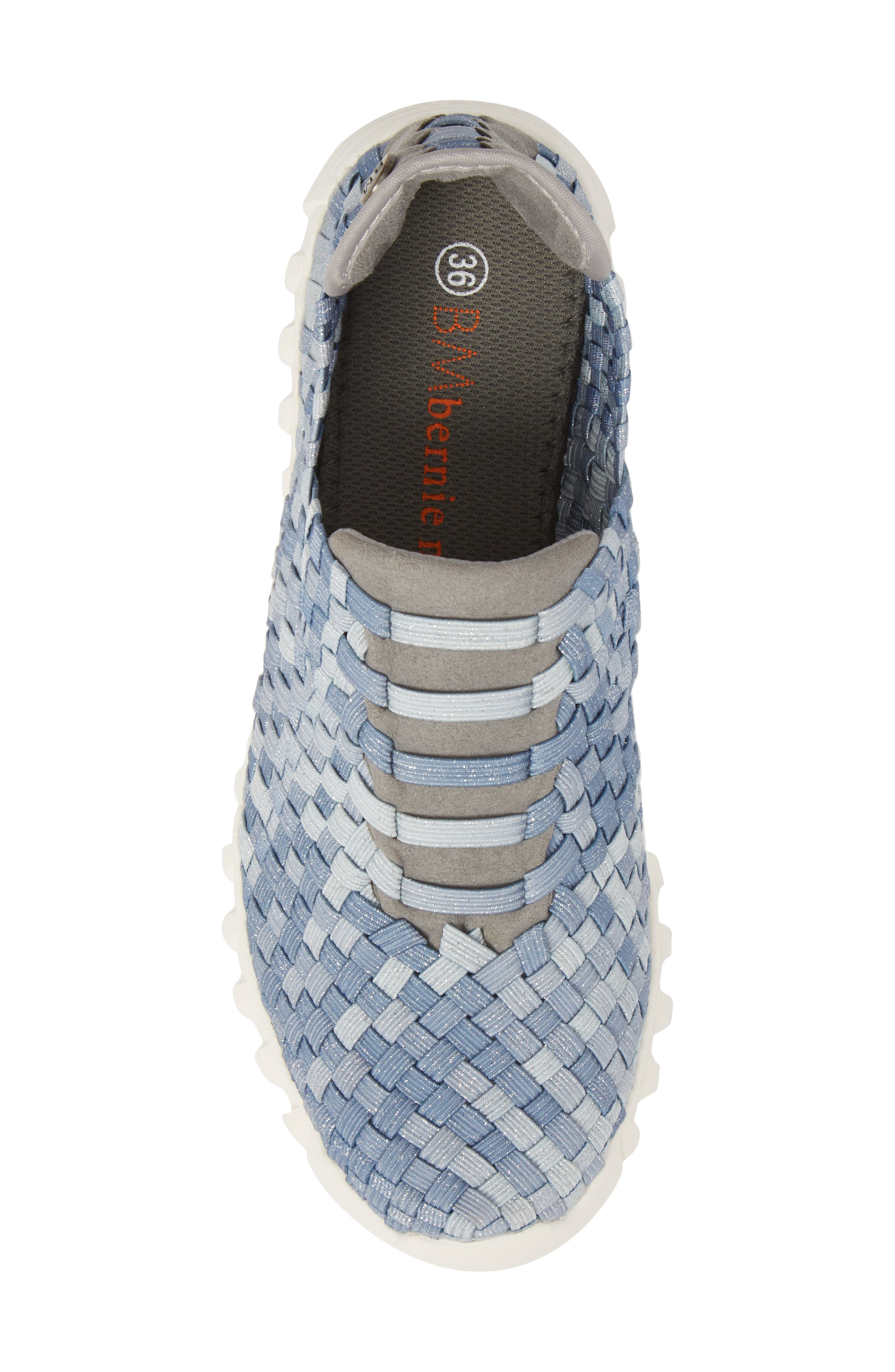Alternate Image 5  - bernie mev. Vivaldi Slip-On Sneaker (Women)