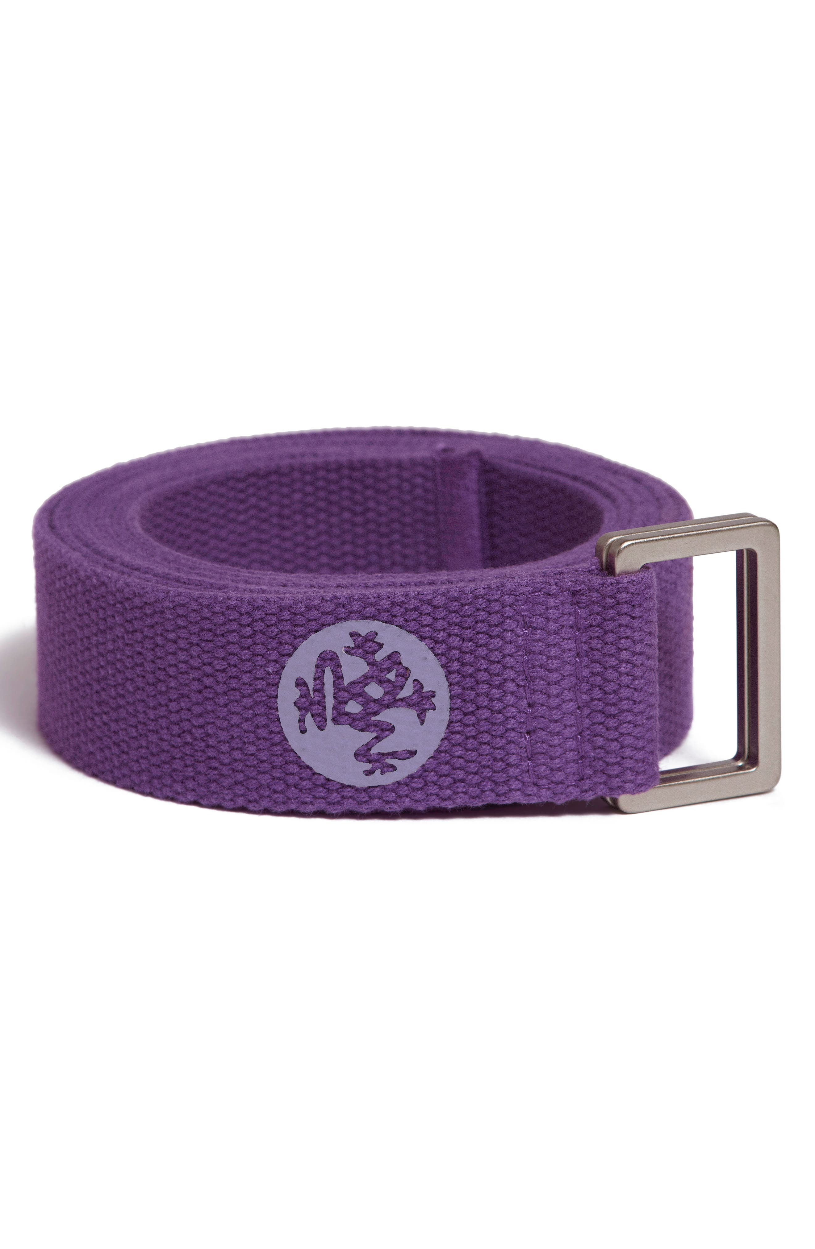 Unfold 2.0 Yoga Strap,                         Main,                         color, Intuition