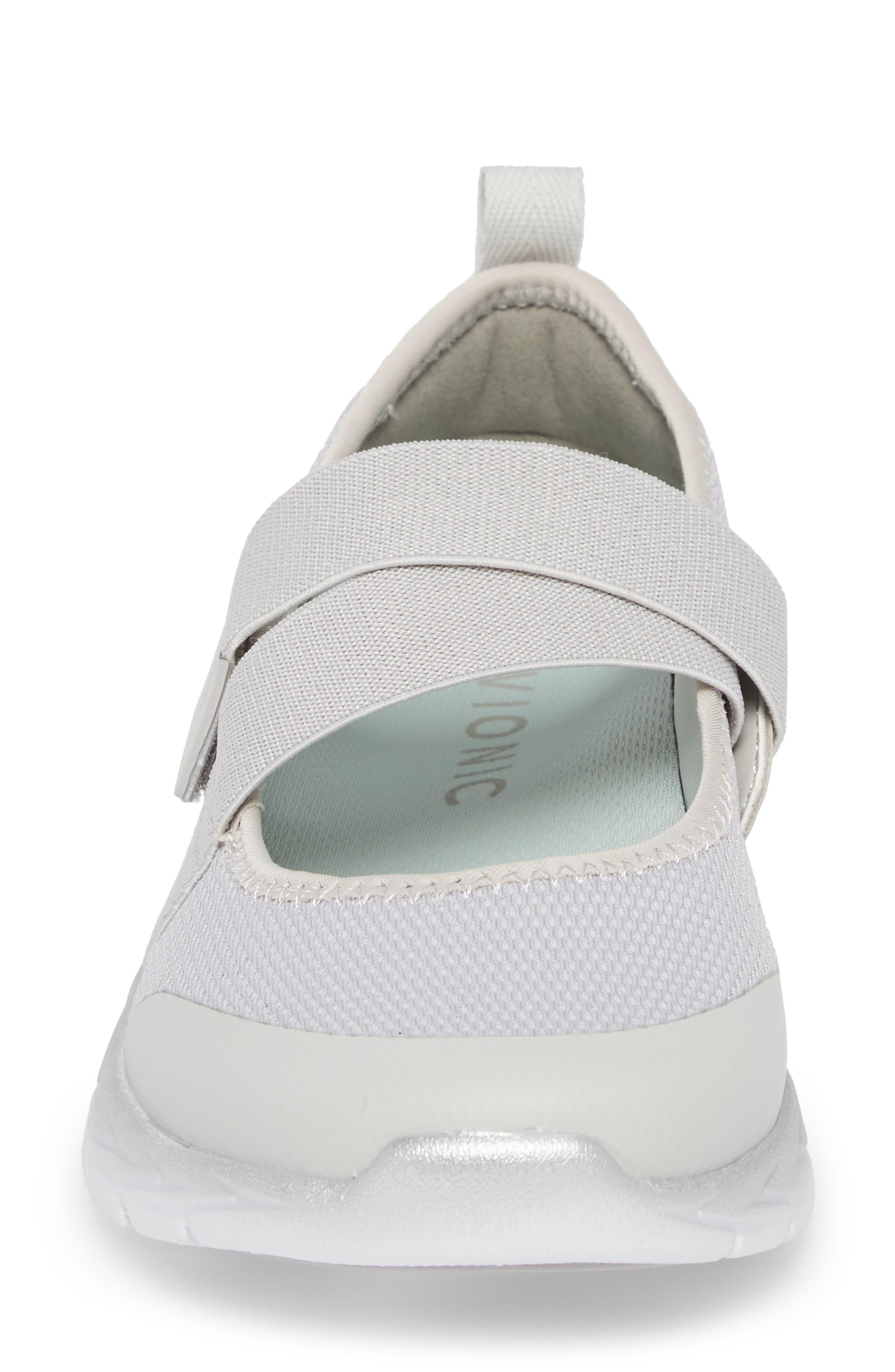 Pace Sneaker,                             Alternate thumbnail 4, color,                             Grey