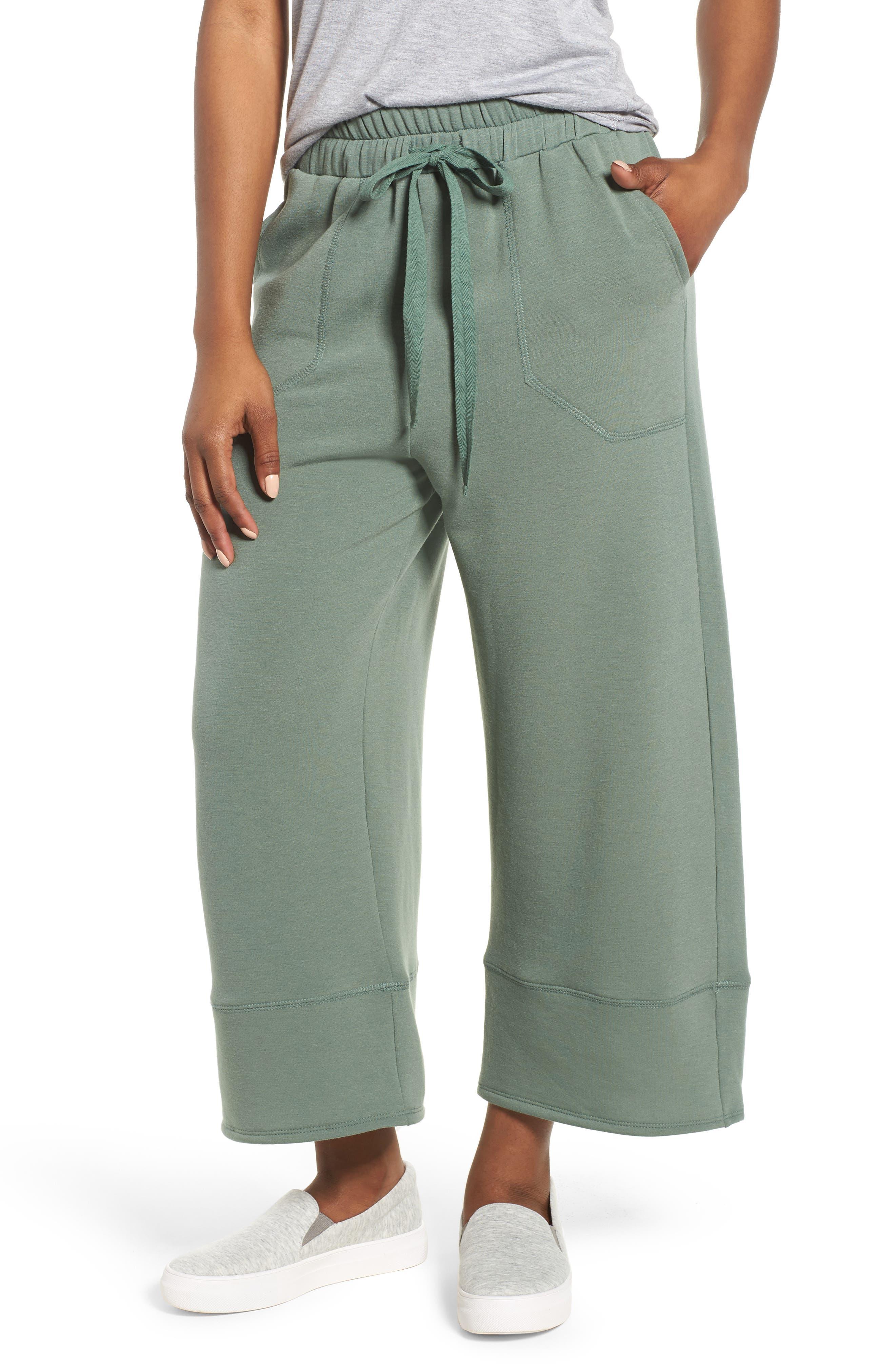 Caslon® Off-Duty Easy Drawstring Pants