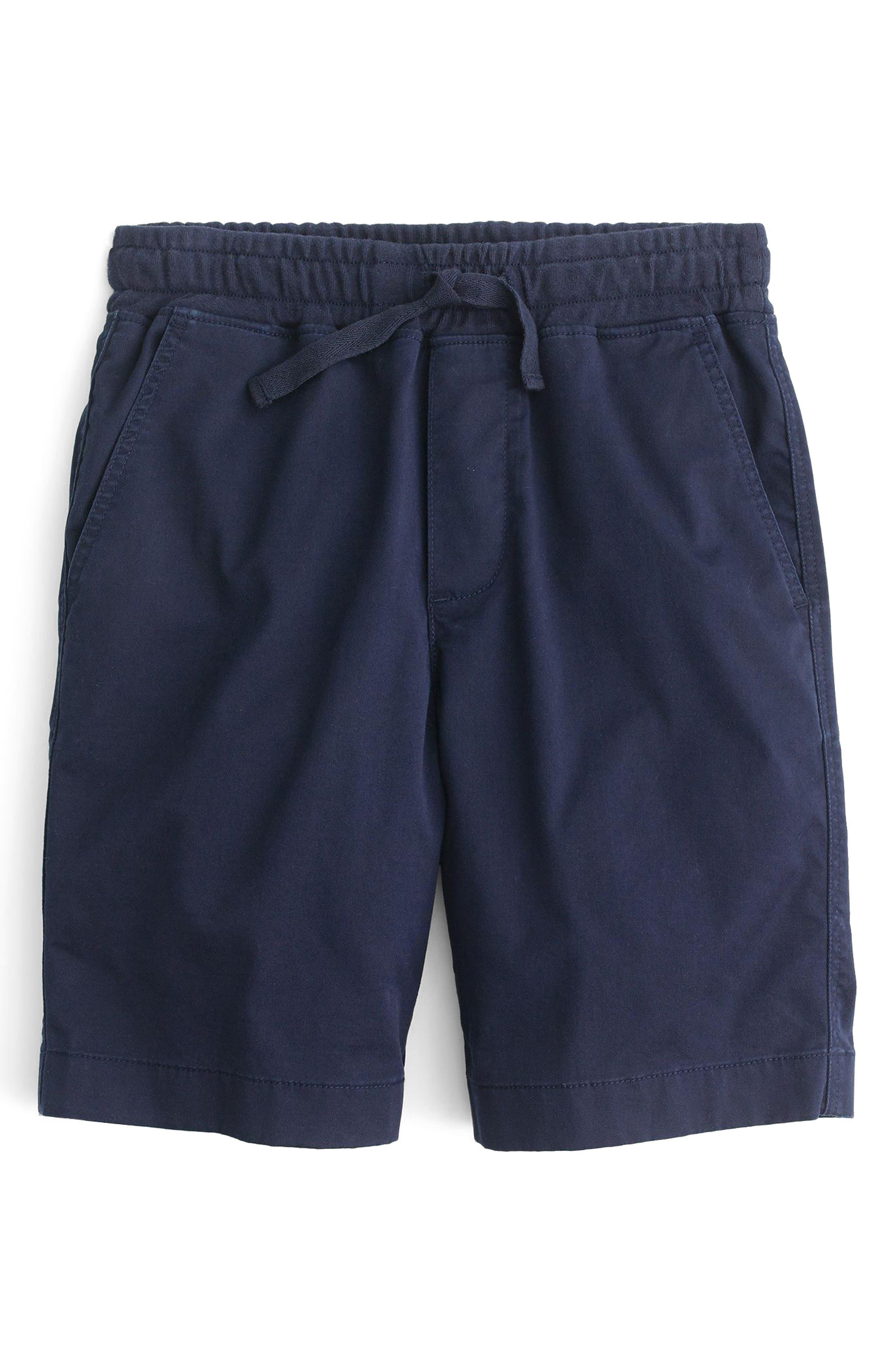 crewcuts by J.Crew Stretch Pull-On Shorts (Toddler Boys, Little Boys & Big Boys)