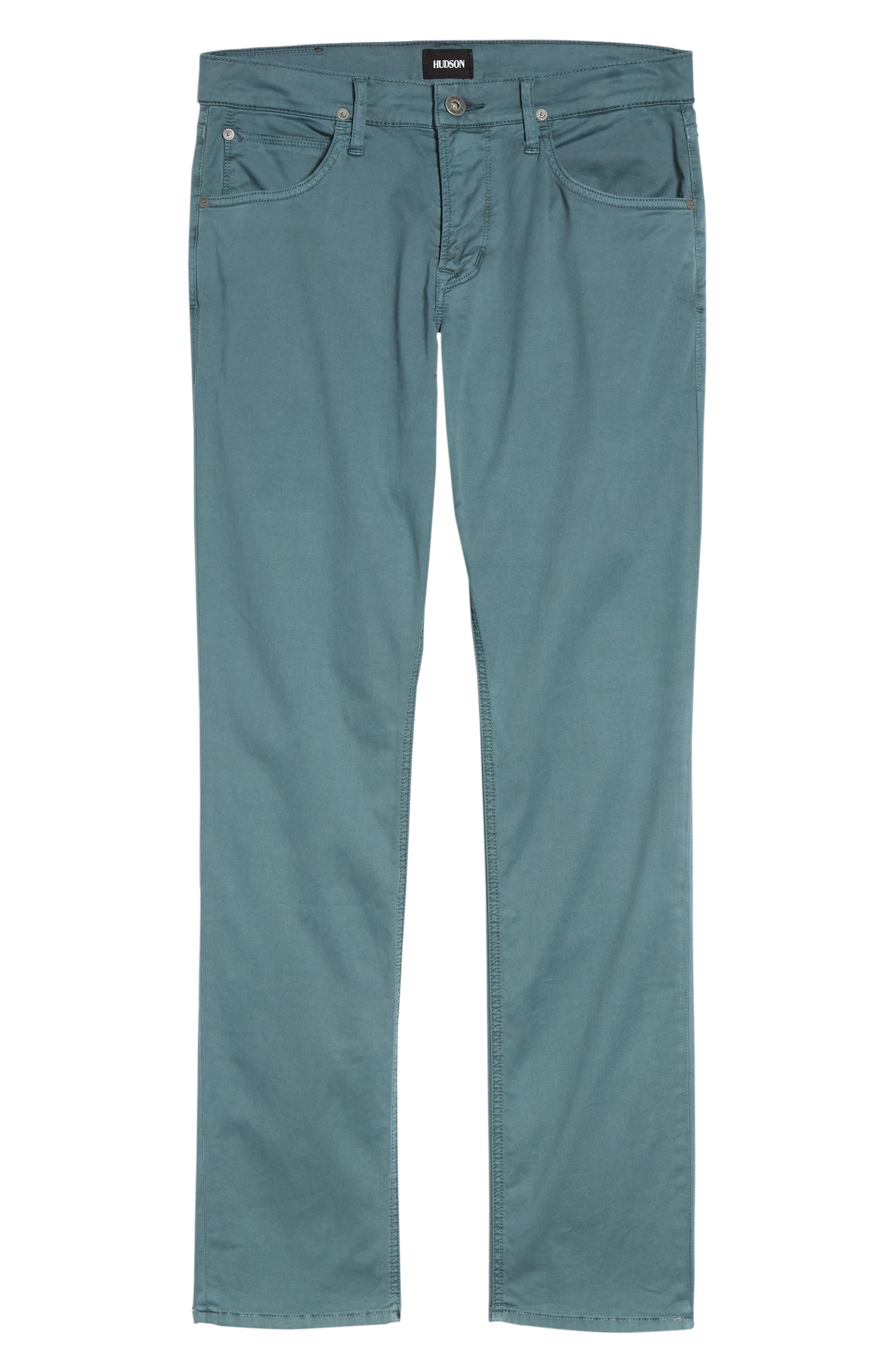 Blake Slim Fit Jeans,                             Alternate thumbnail 6, color,                             Ocean