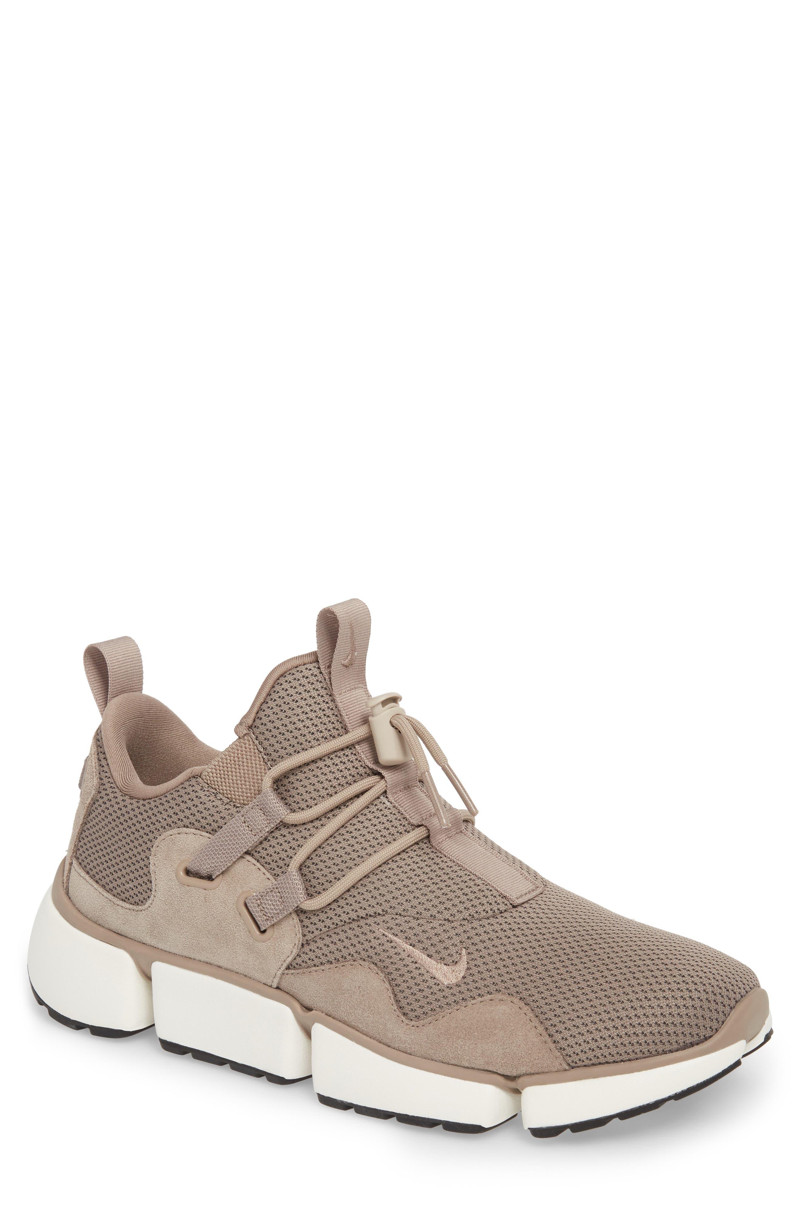 PocketKnife DM SE Sneaker,                             Main thumbnail 1, color,                             Sepia Stone/ Sail/ Black