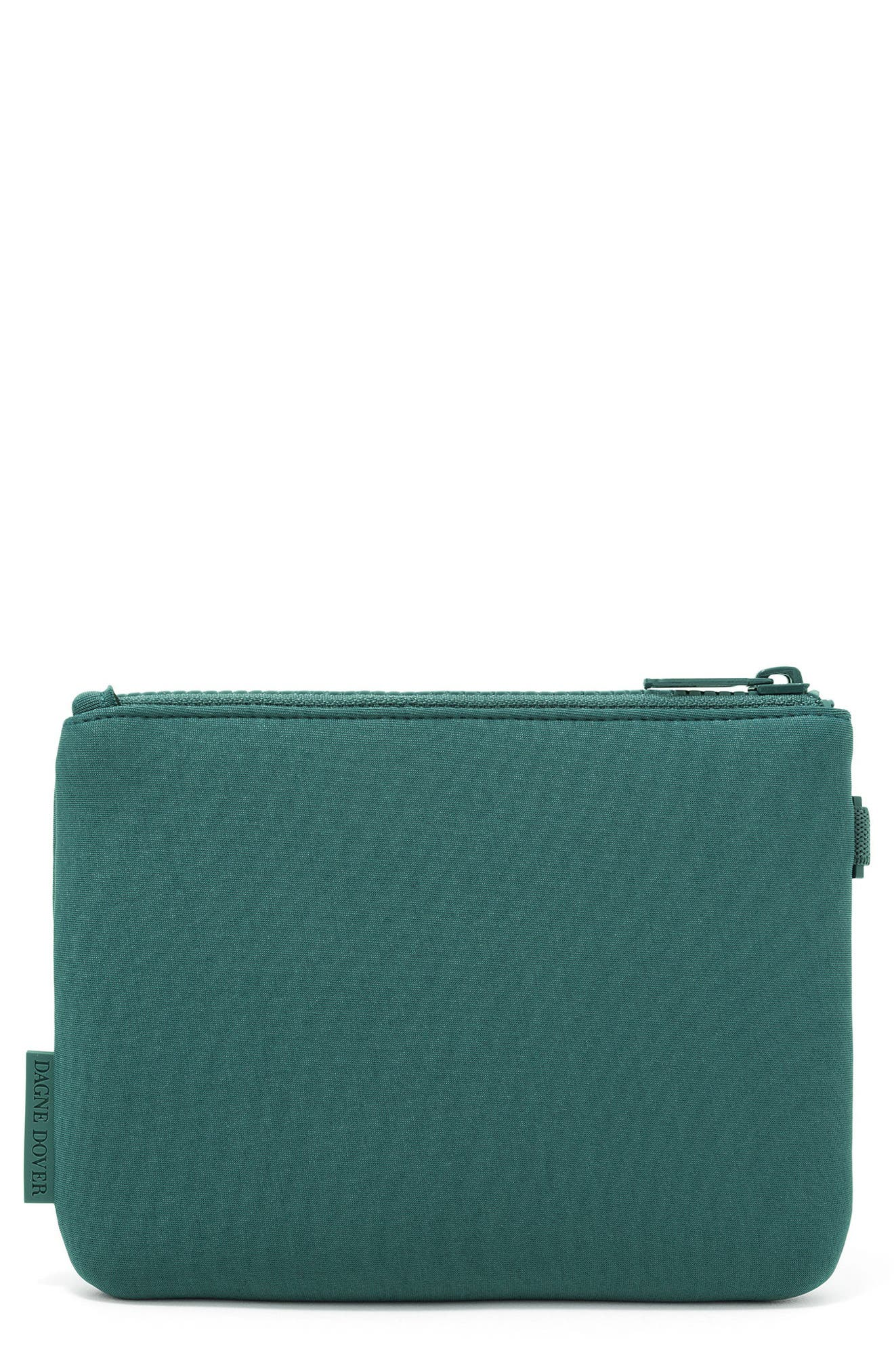 Scout Small Zip Top Pouch,                         Main,                         color, Palm