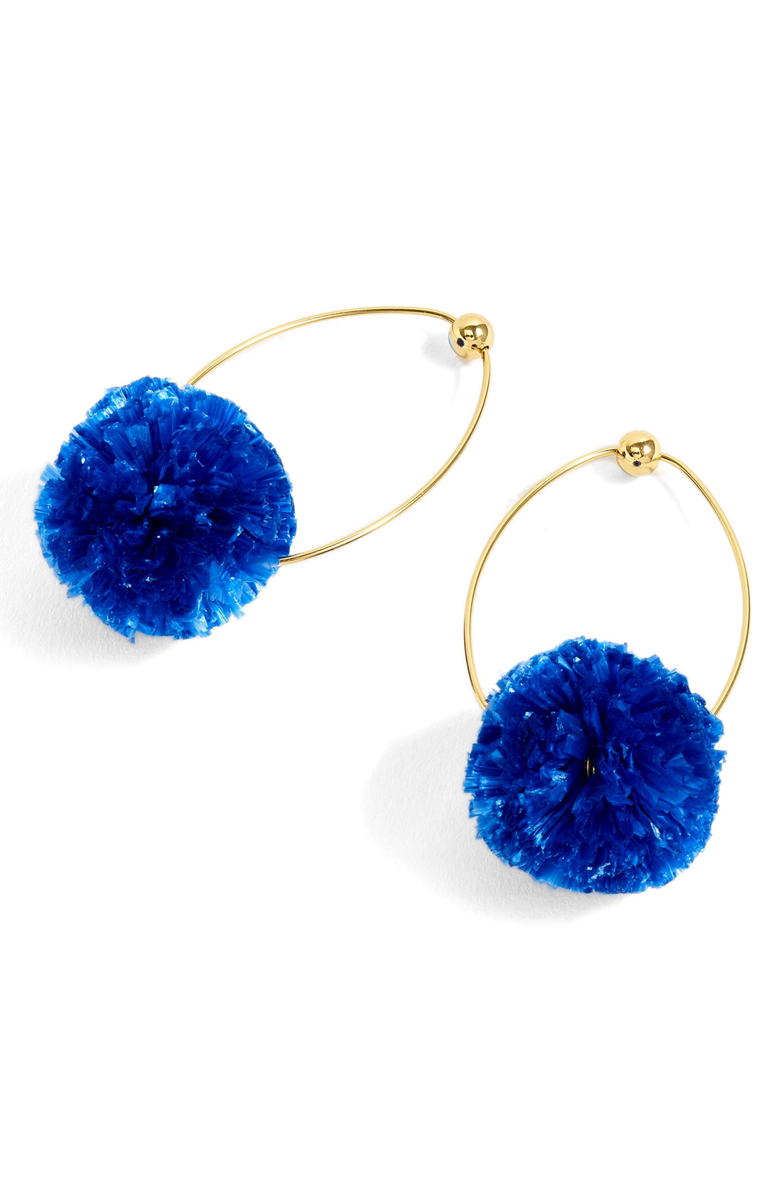 J.Crew Dandy Drop Earrings