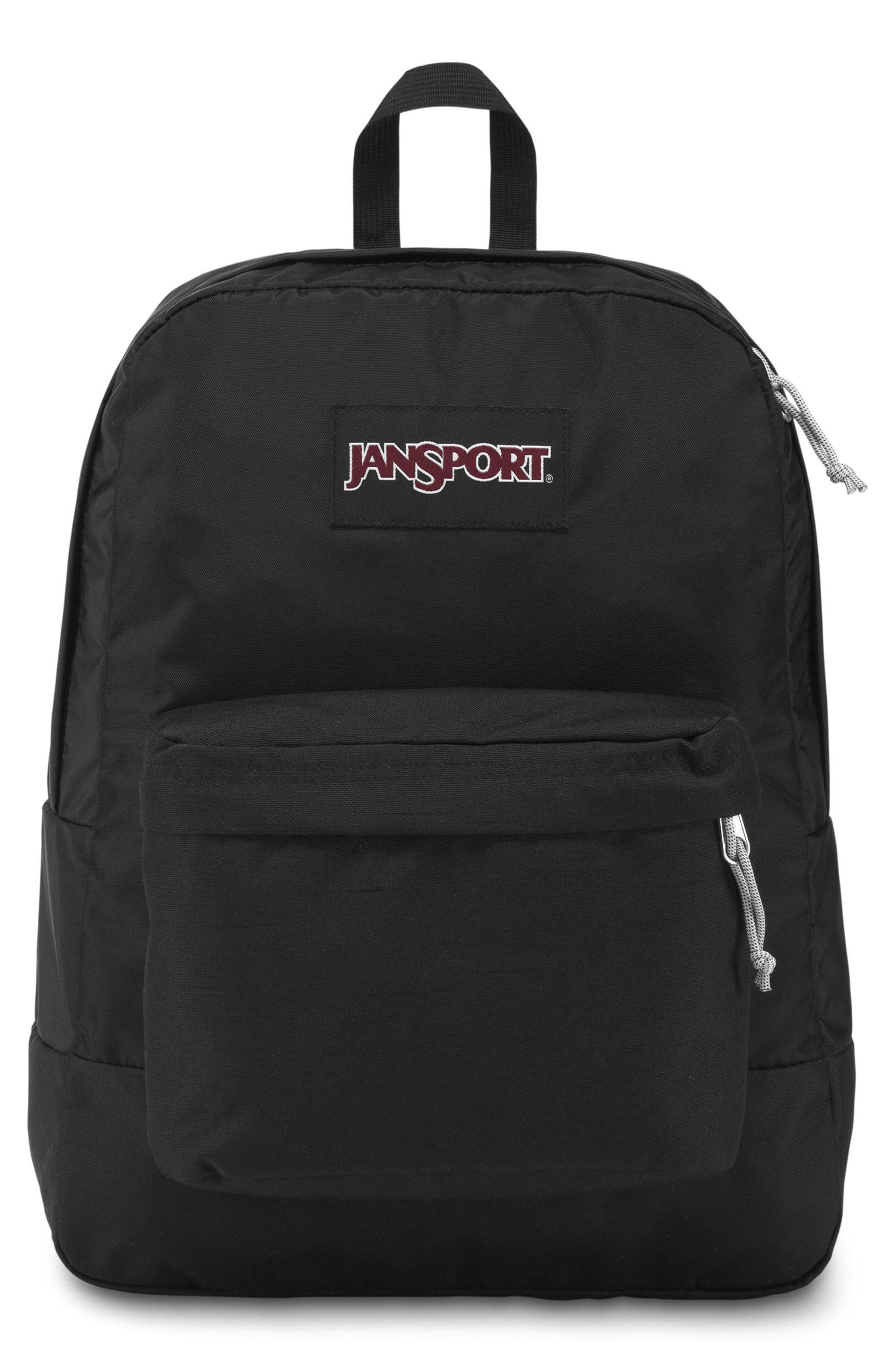 Black Label SuperBreak Backpack,                             Main thumbnail 1, color,                             Black