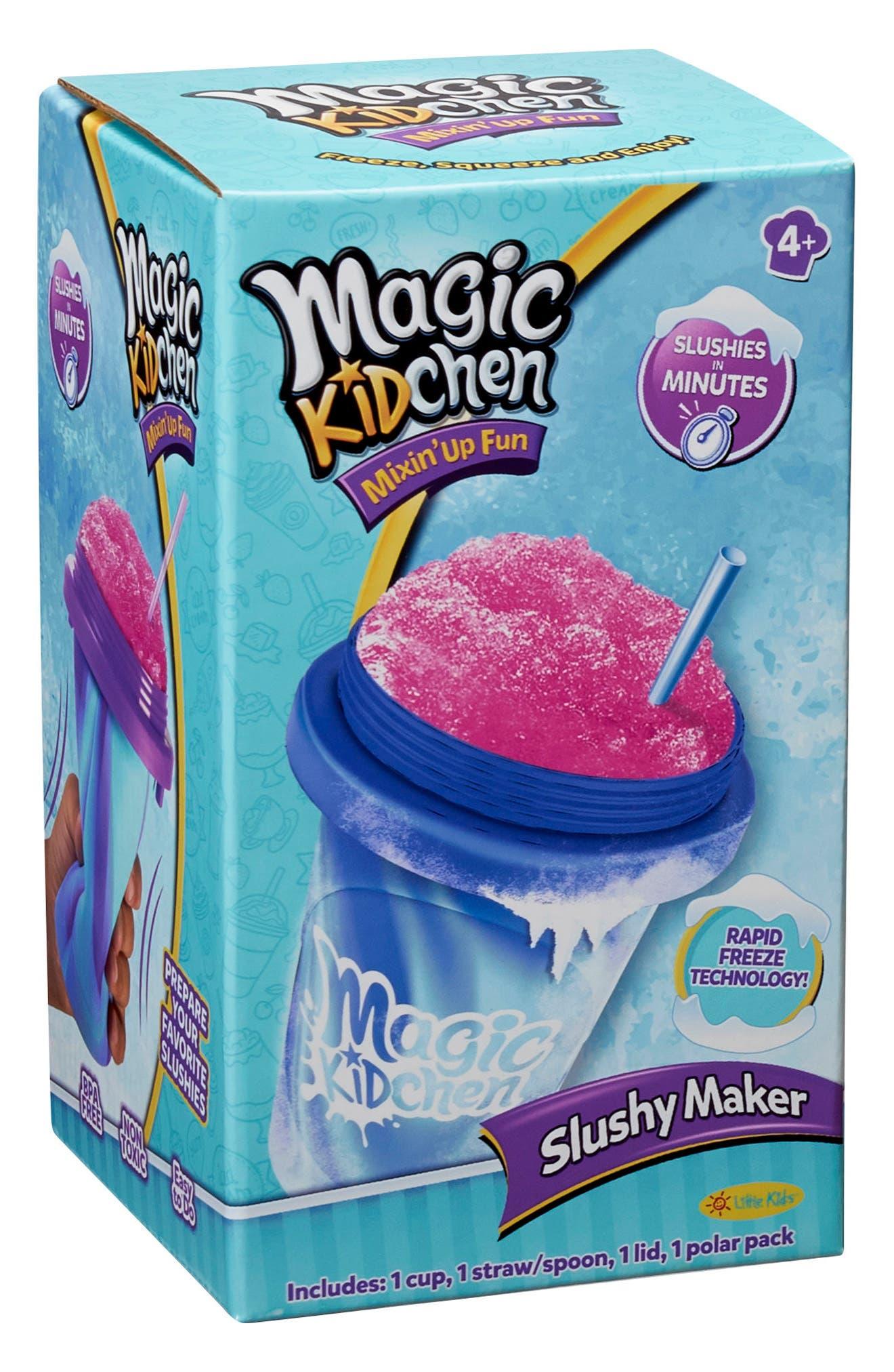 Magic Kidchen Slushy Maker,                         Main,                         color, Multi