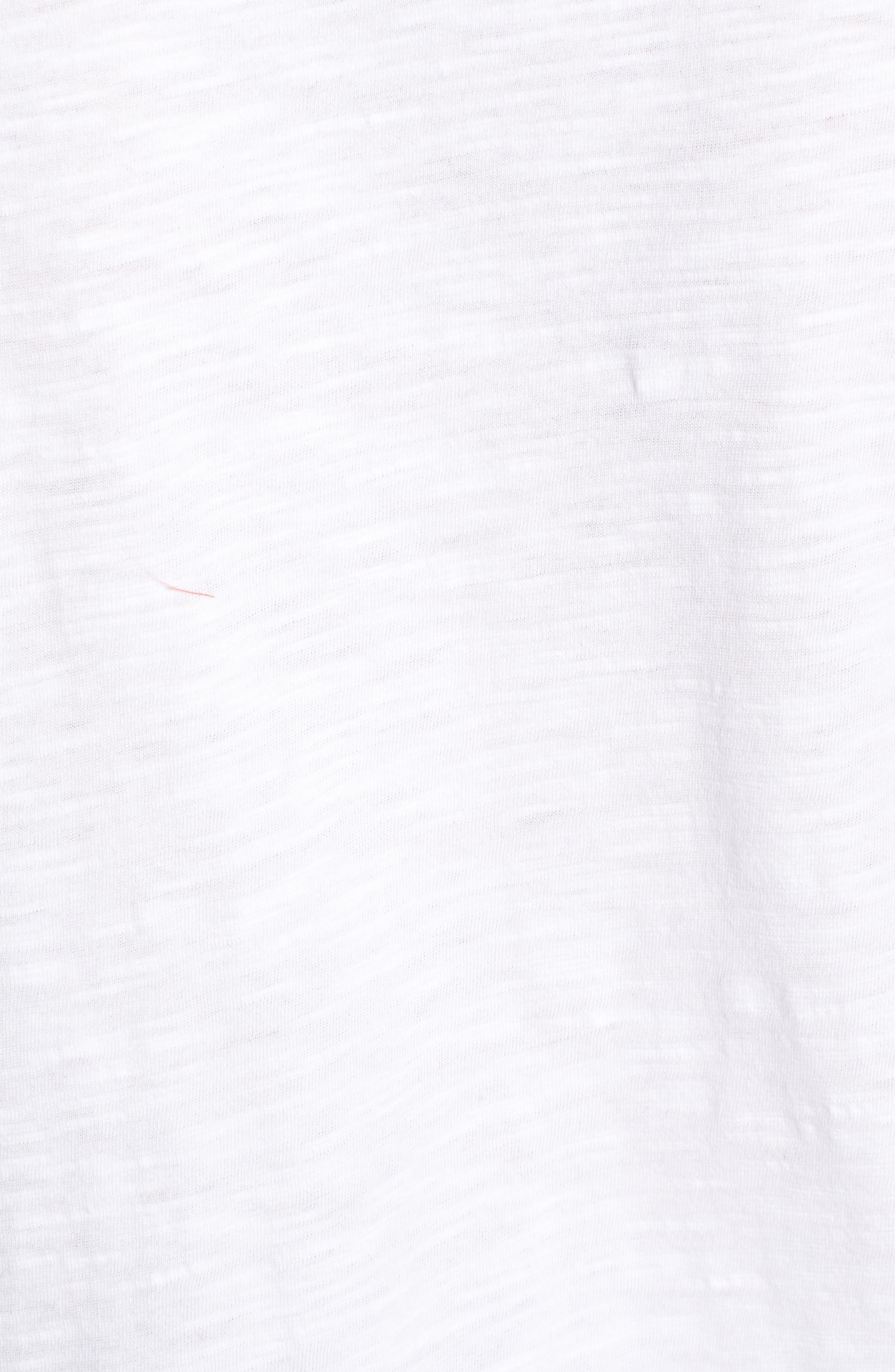 1990 Ringer Tee,                             Alternate thumbnail 5, color,                             Lucky White