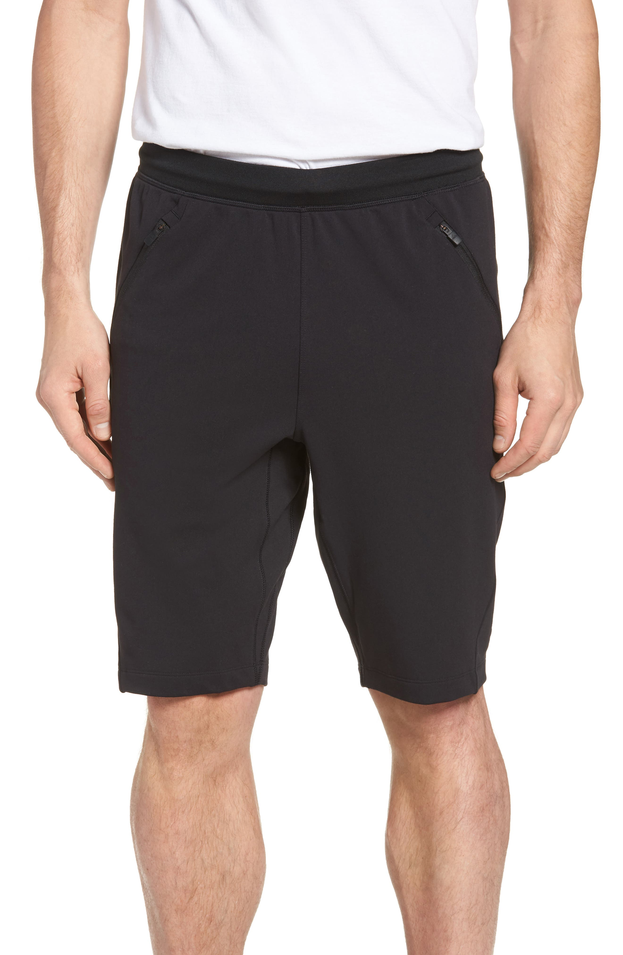 Ultimate Transitional Regular Fit Shorts,                         Main,                         color, Black