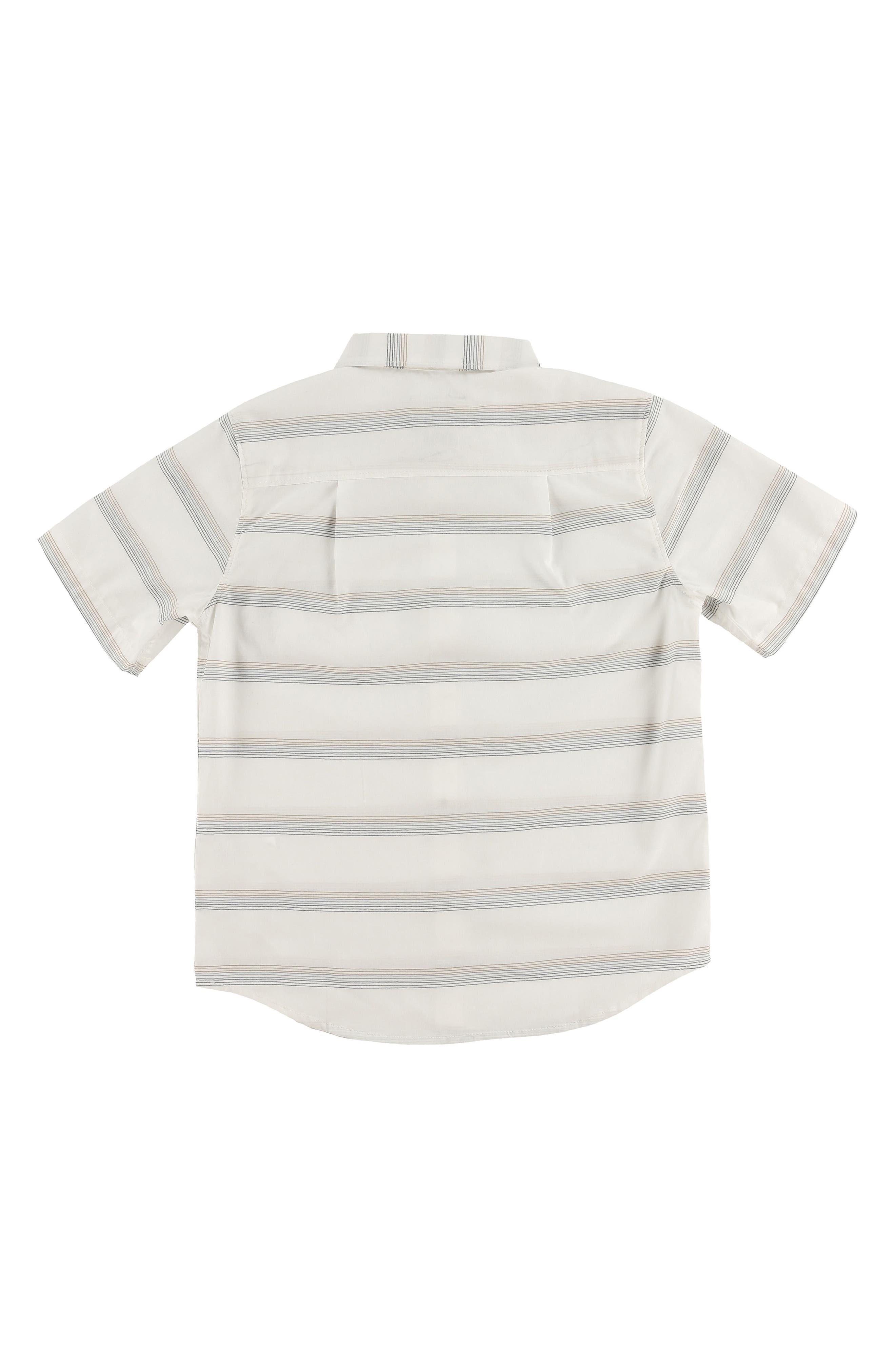 Pickett Woven Shirt,                             Alternate thumbnail 2, color,                             White