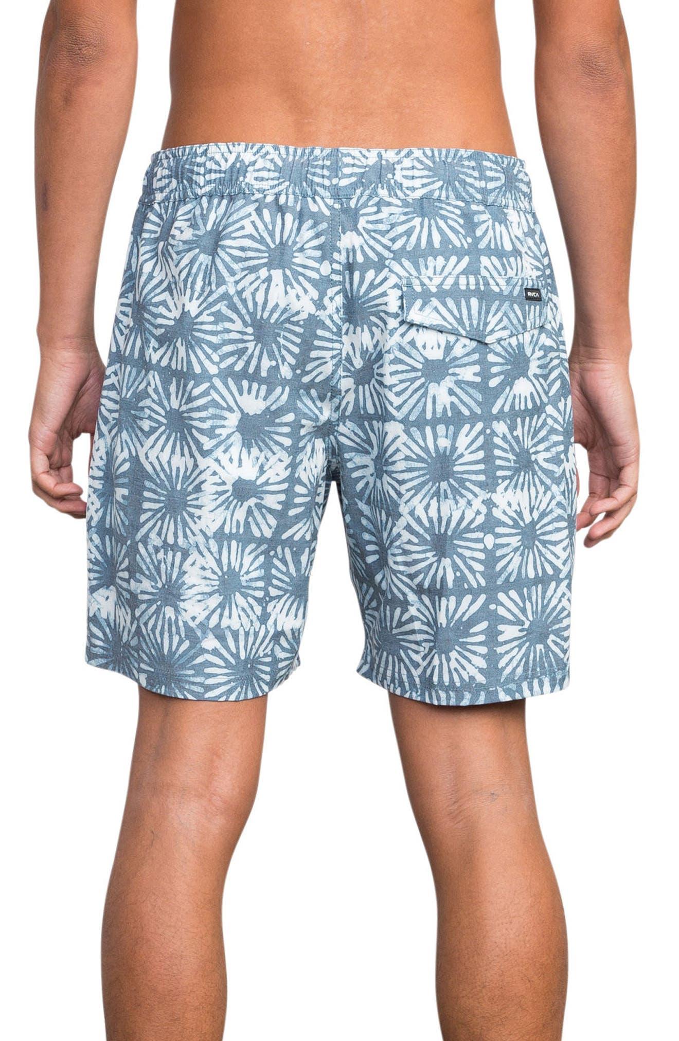 Duh Loris Board Shorts,                             Alternate thumbnail 2, color,                             Classic Indigo