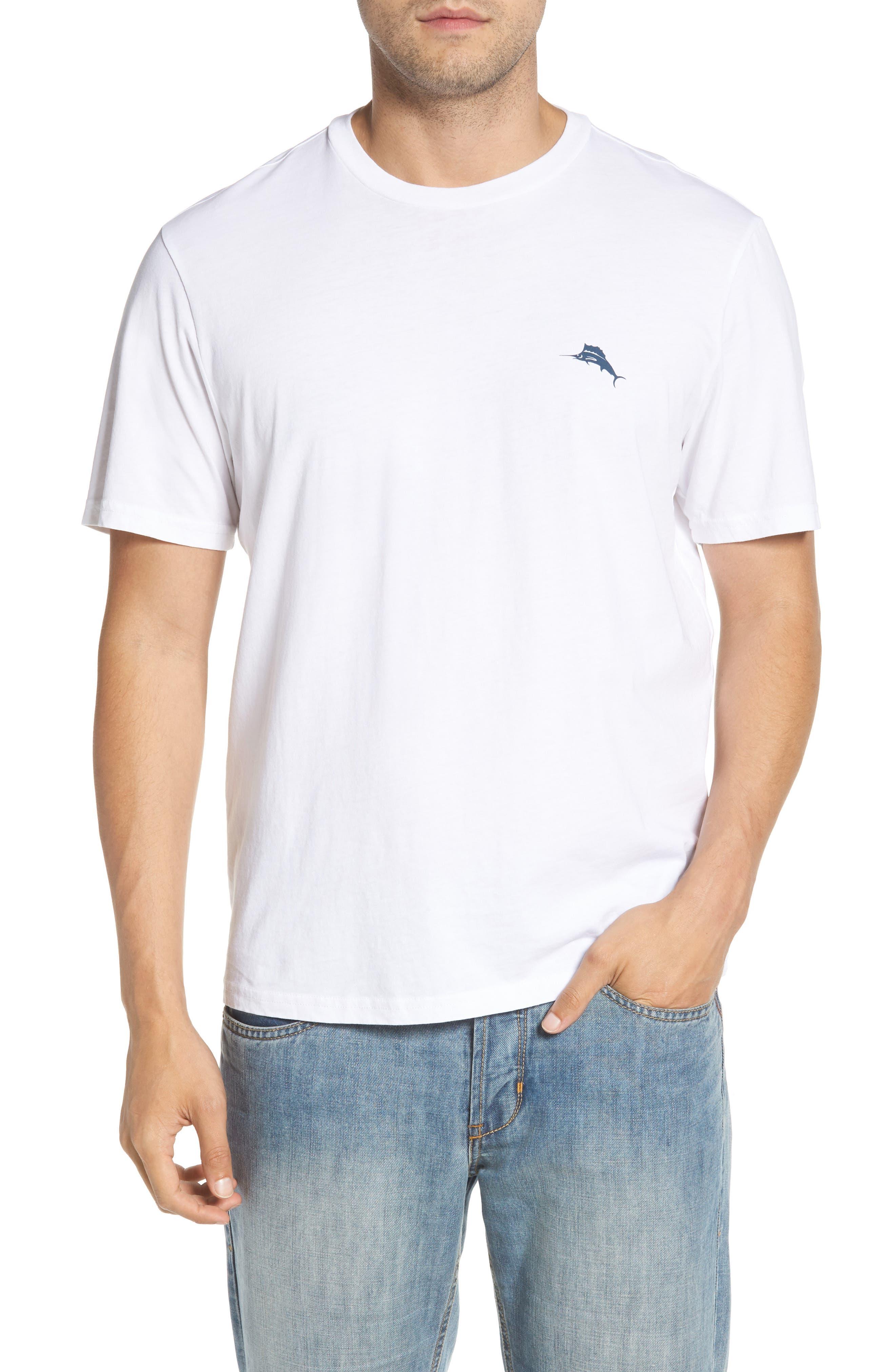 Diamond Cove T-Shirt,                         Main,                         color, White