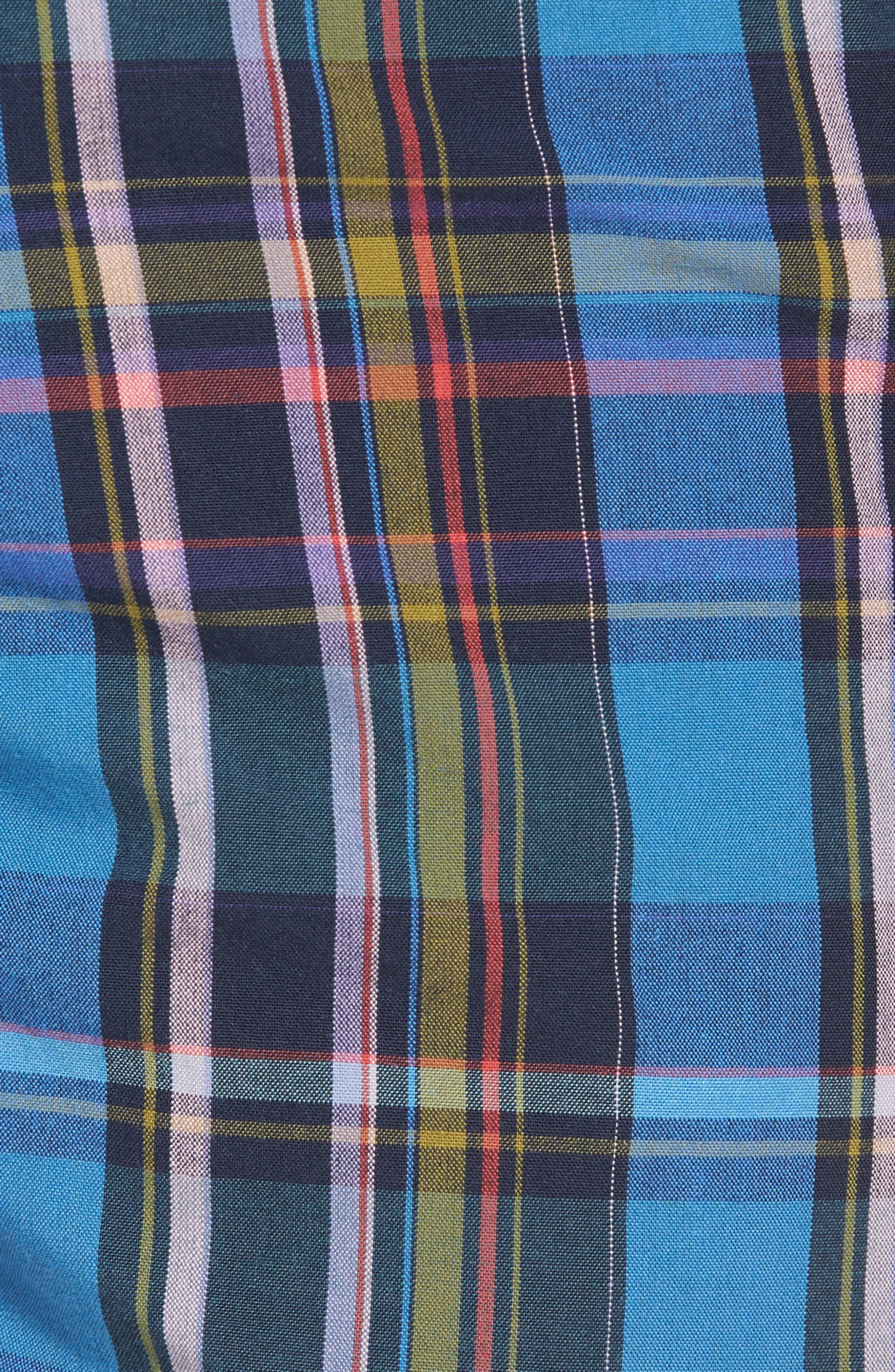Make it a Duble Classic Fit Reversible Shorts,                             Alternate thumbnail 6, color,                             White