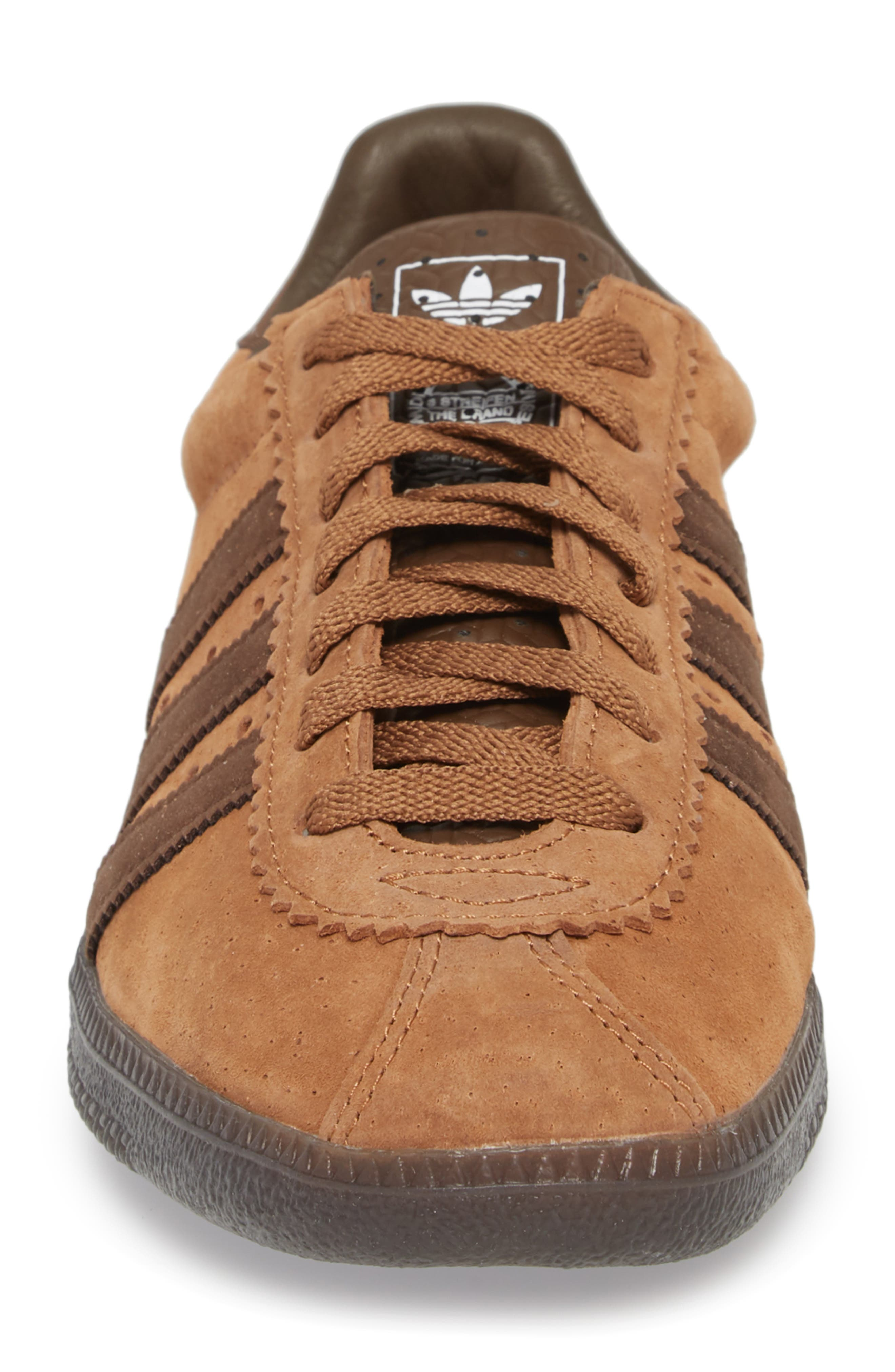 Padiham SPZL Sneaker,                             Alternate thumbnail 4, color,                             Brown
