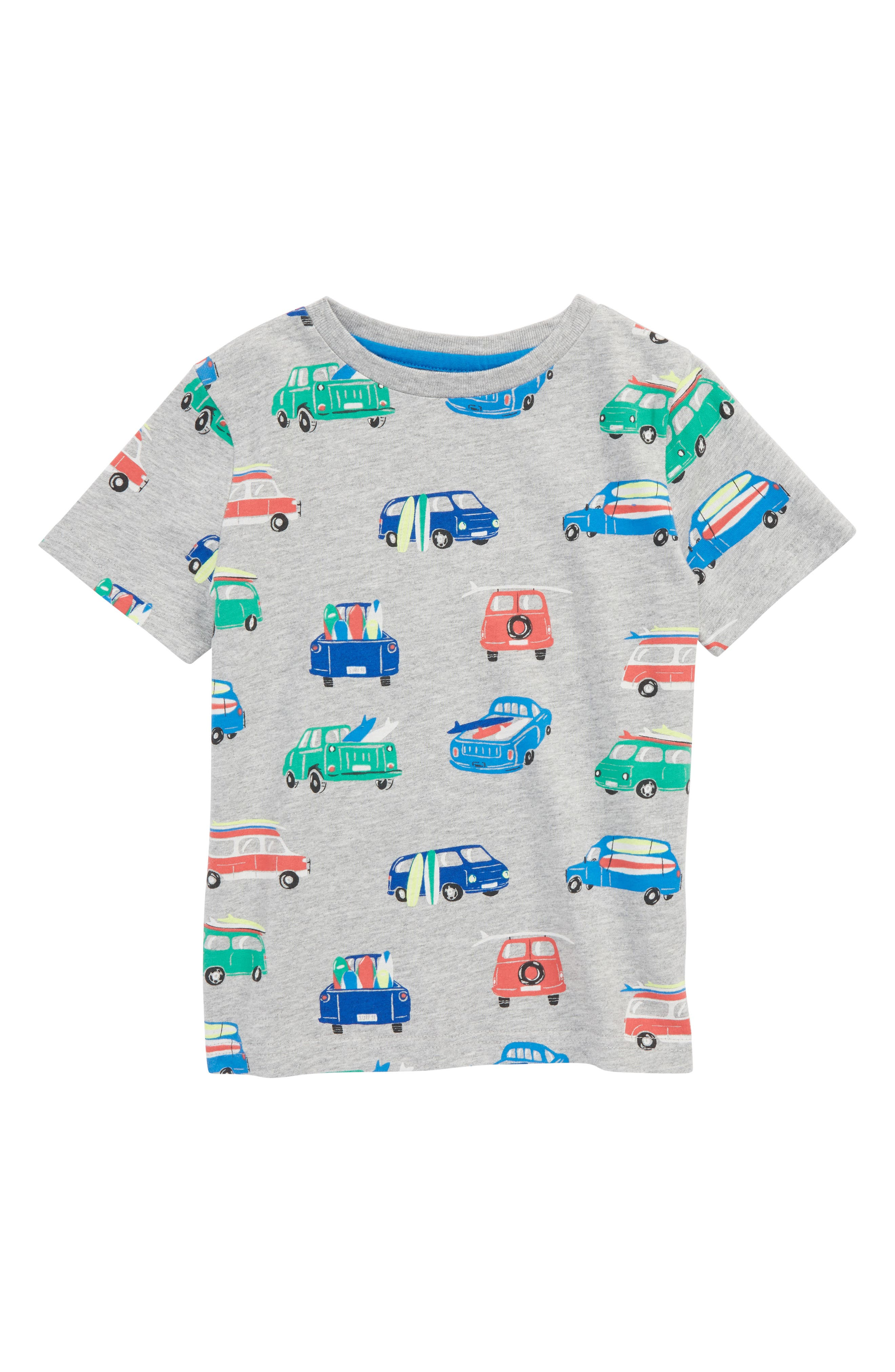 Mini Boden Surf Van T-Shirt (Toddler Boys, Little Boys & Big Boys)