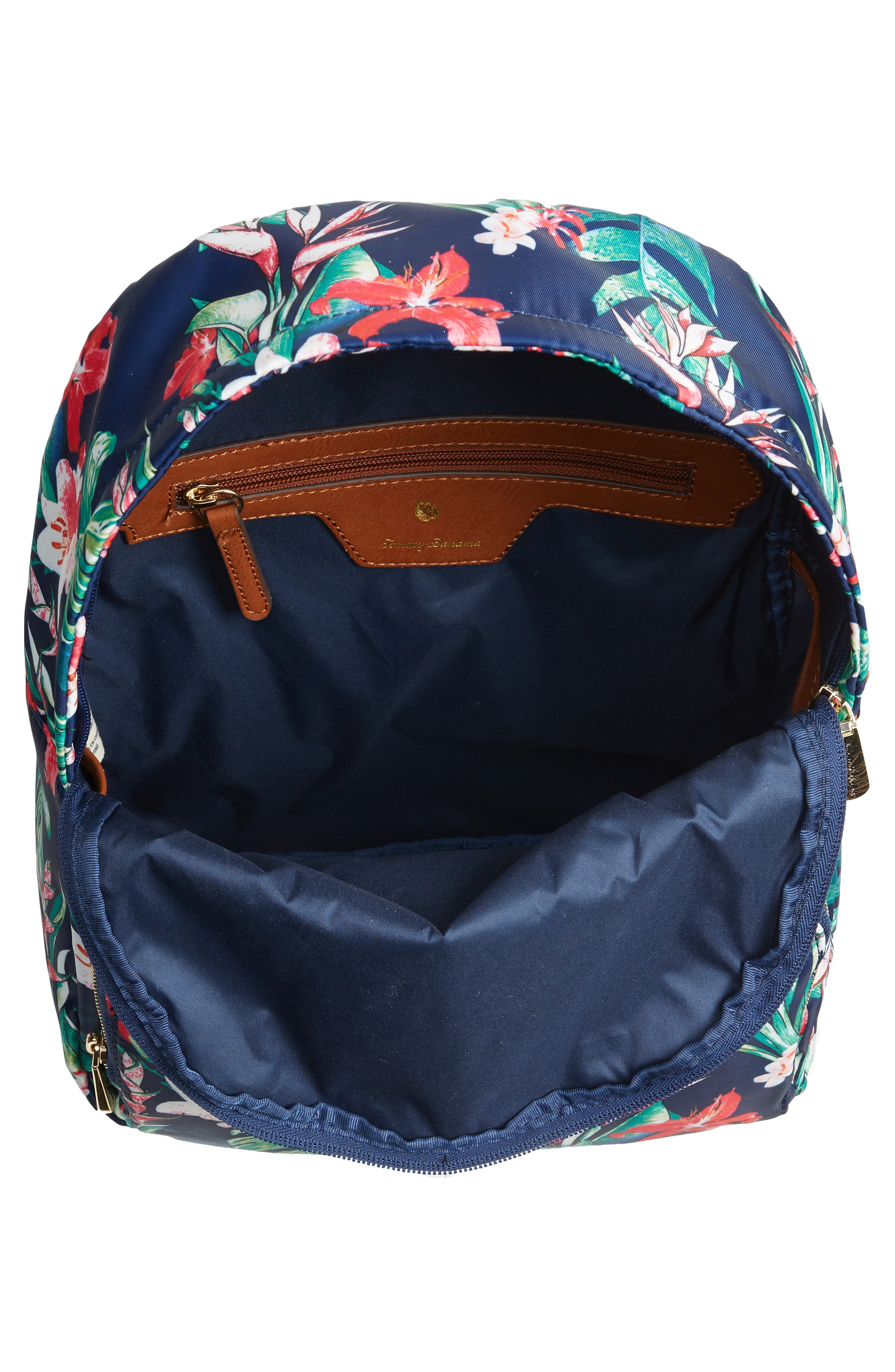 Siesta Key Backpack,                             Alternate thumbnail 3, color,                             Tropical Lily